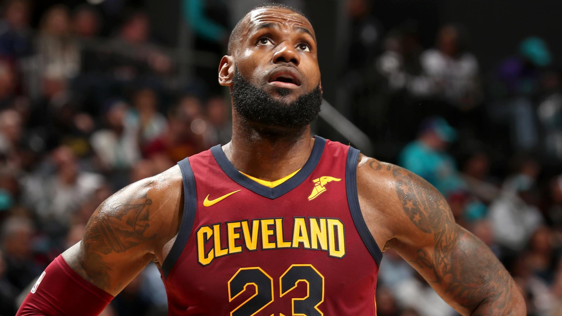 LeBron James Workload