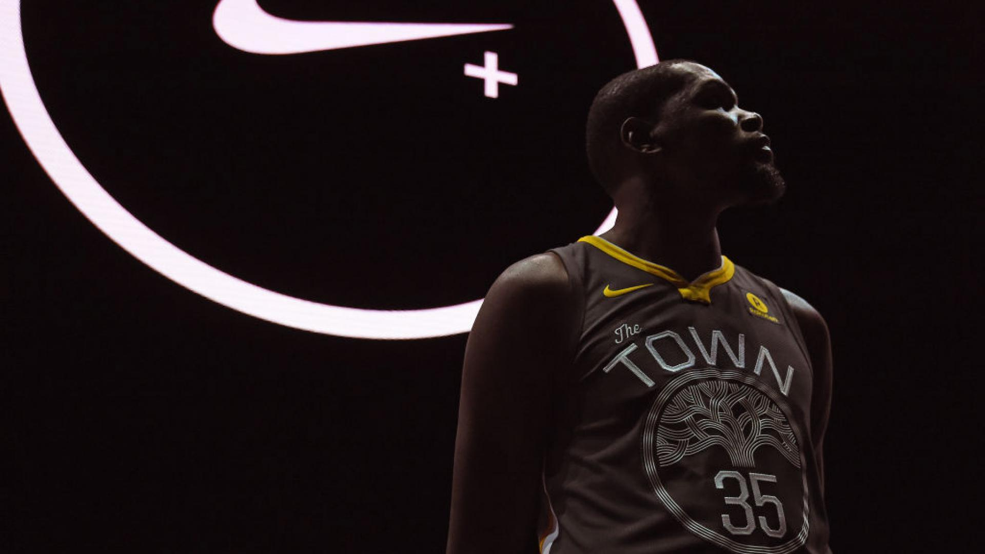 Warriors Cavaliers Other Teams Break Out Nike Statement