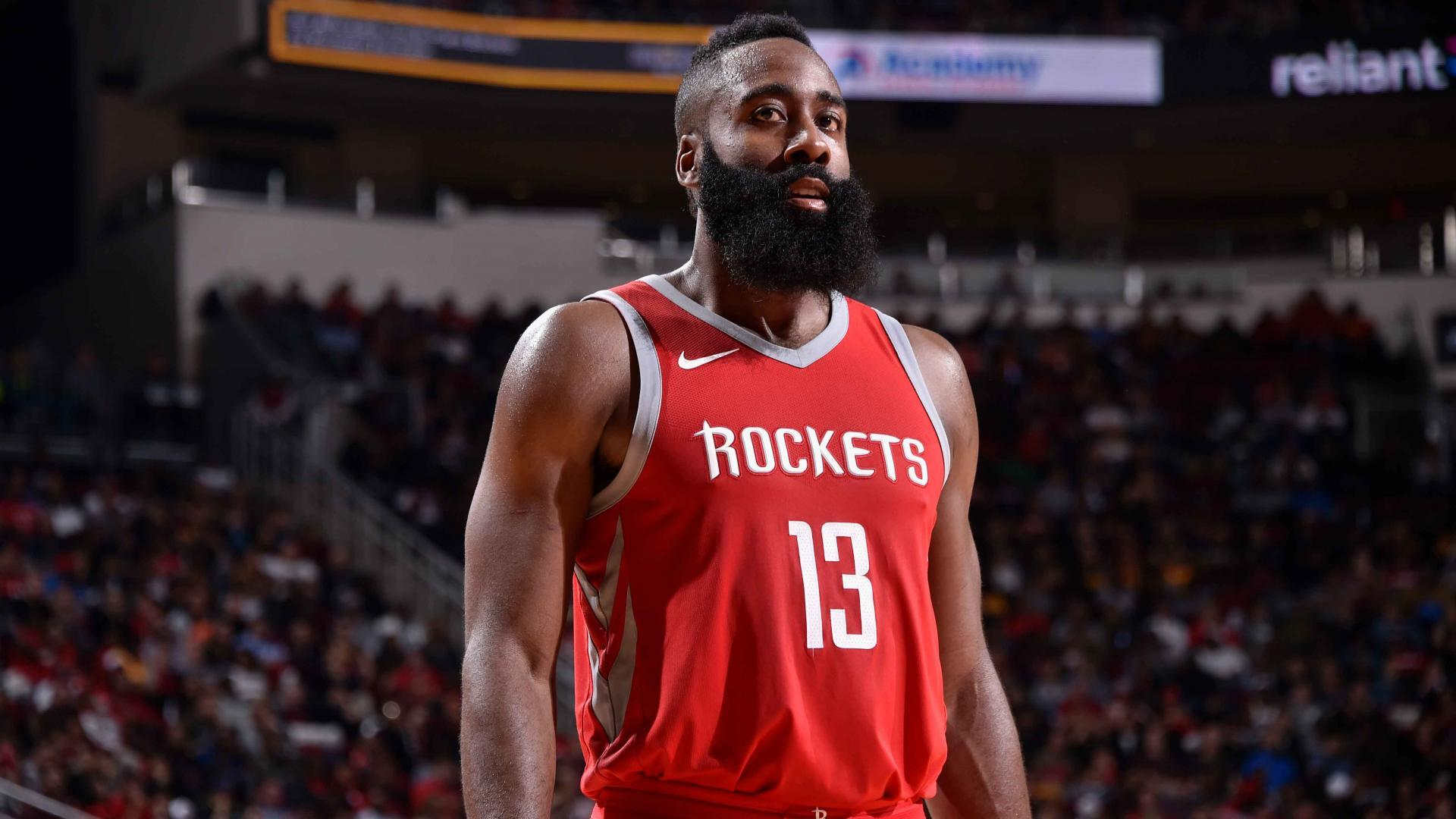 James Harden 50 Point Games 2018