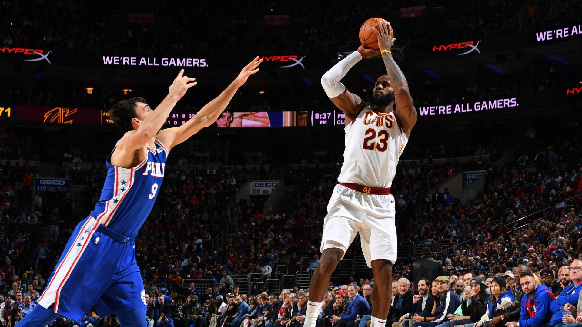 Kia MVP Ladder: LeBron James continues to defy Father Time ...