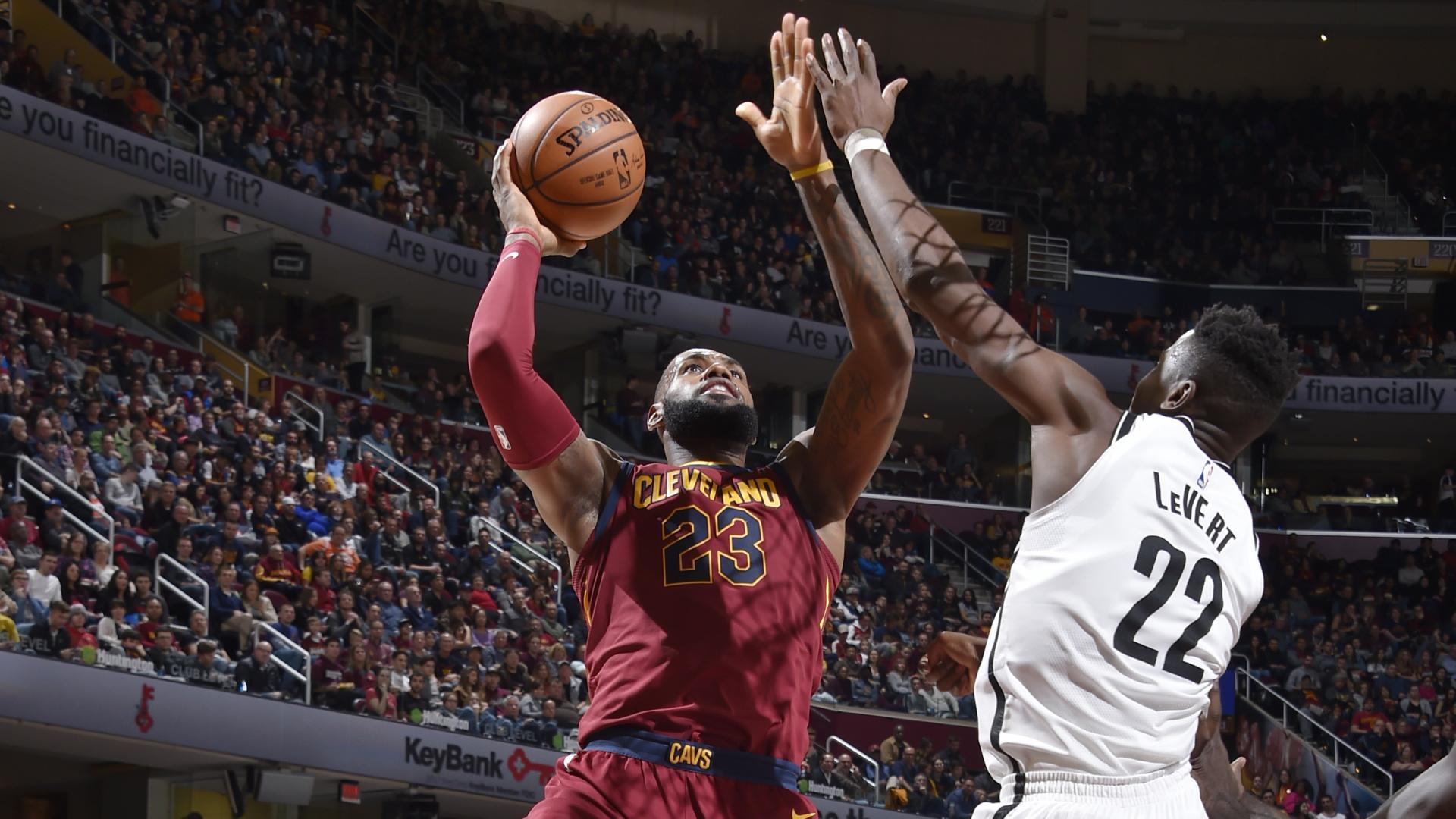 Stong quote by lebron james on the bond with his teammates - Lebron Scores 23 In Fourth Quarter Of Cavs Win Over Nets