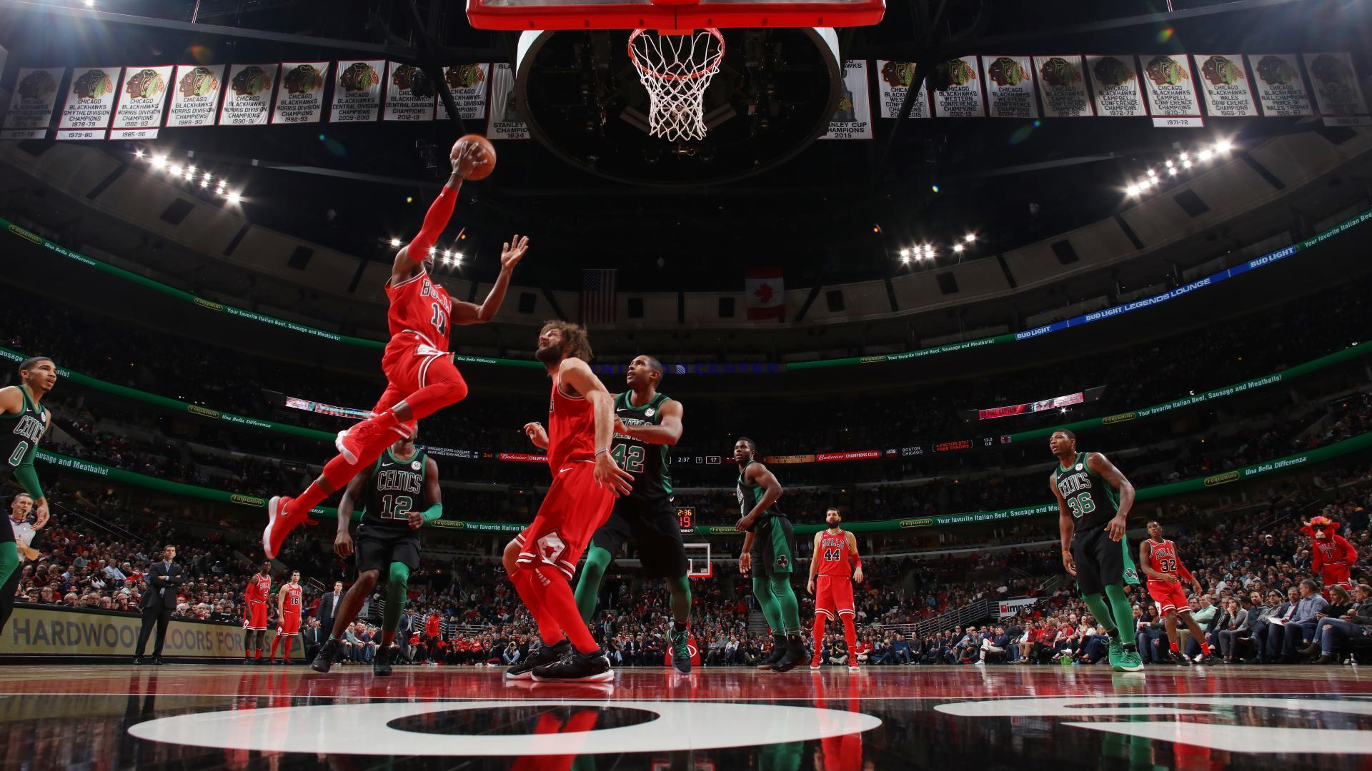 Nikola Mirotic's continued success helps the Bulls to a fourth-straight win