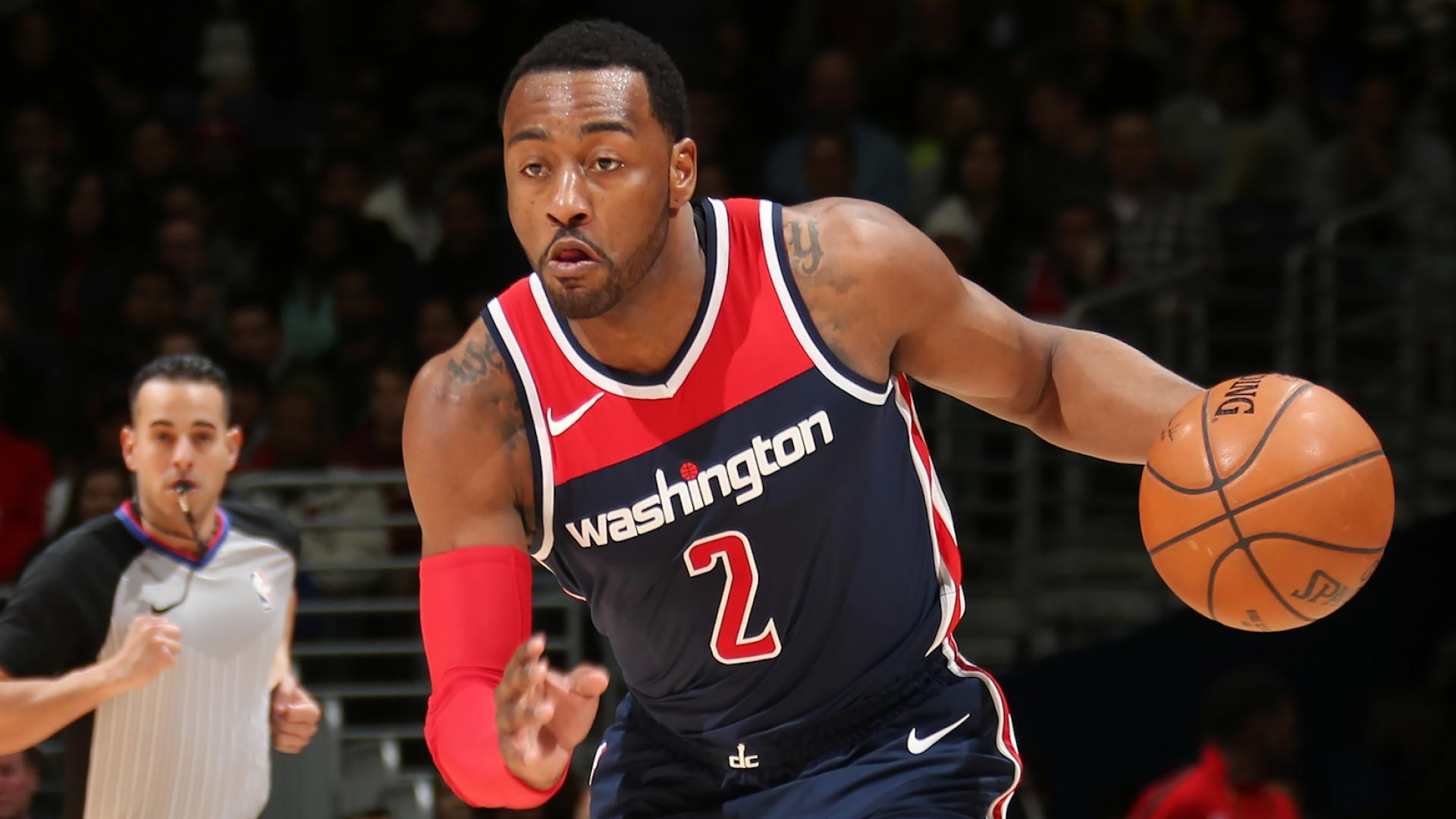 Washington Wizards' John Wall Out 2 Months