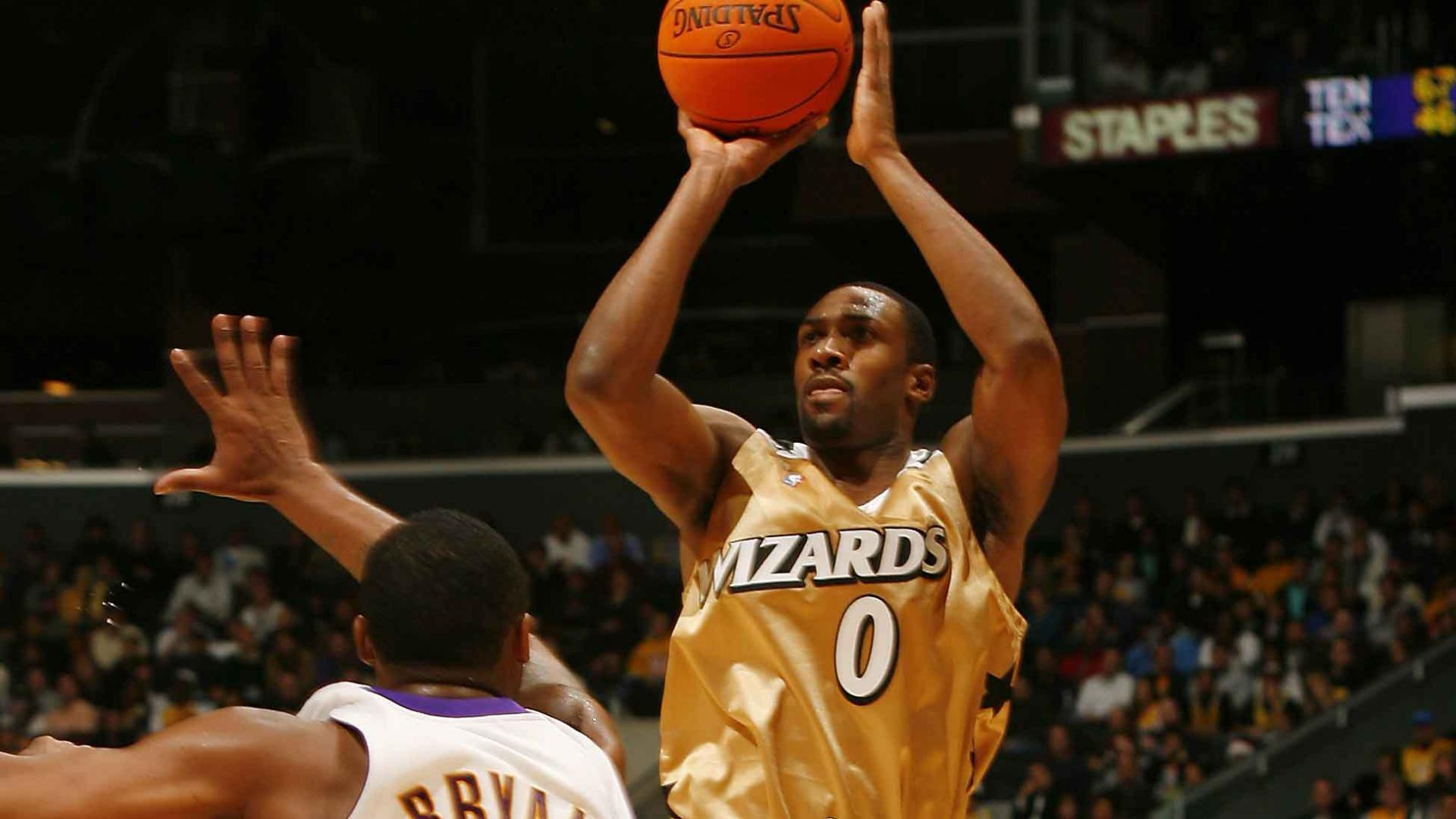 new style ddf0a 788ca This Week in History: Gilbert Arenas 60pts vs Lakers | NBA.com
