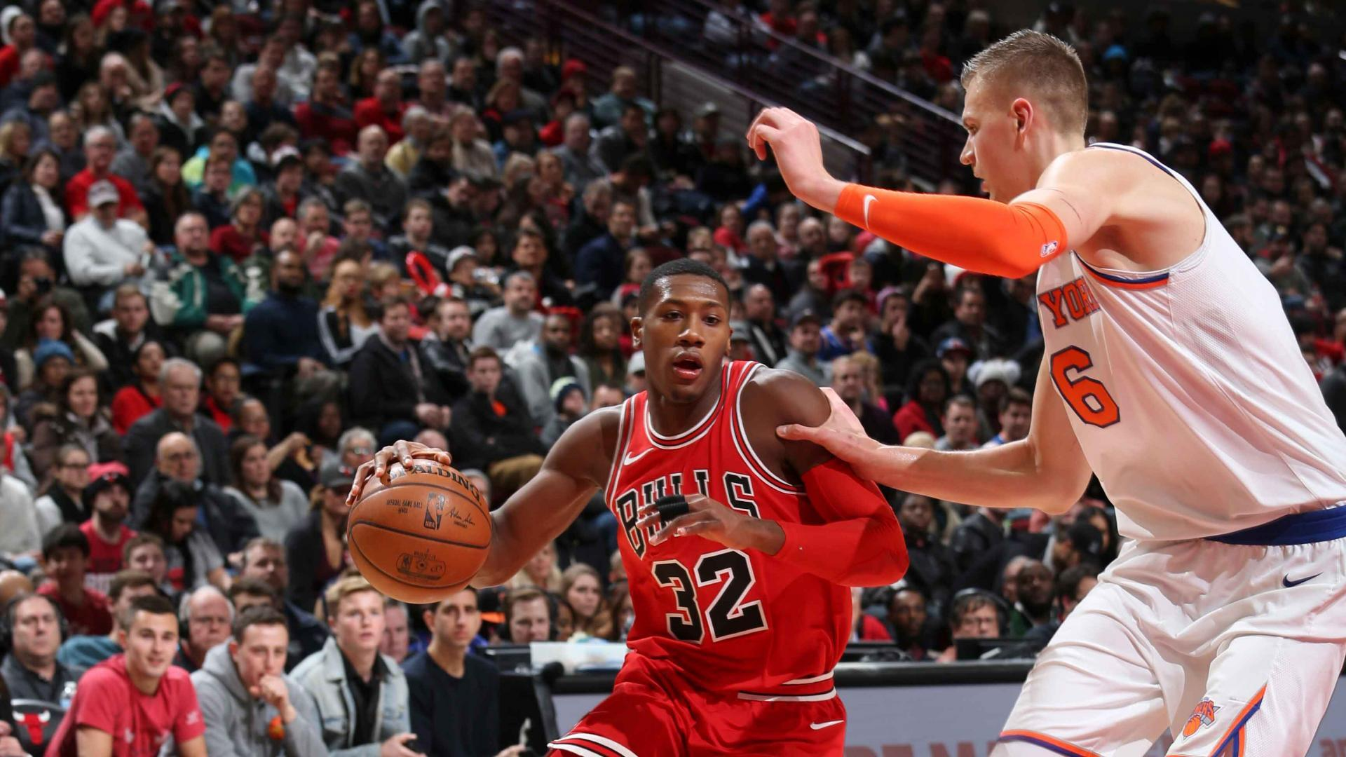 Bulls rally for a 92-87 win over Knicks