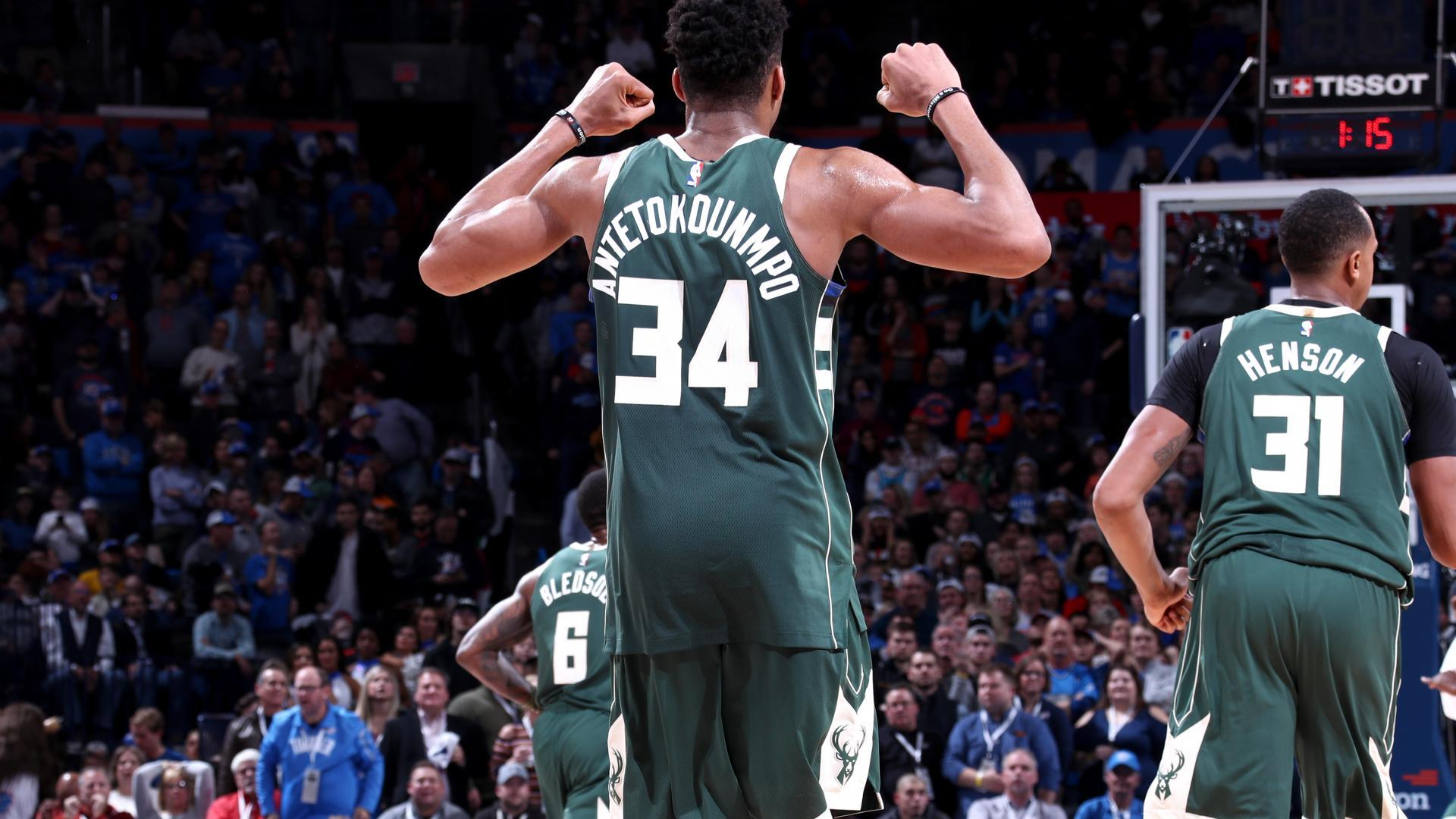 Giannis Leads All-Star Voting
