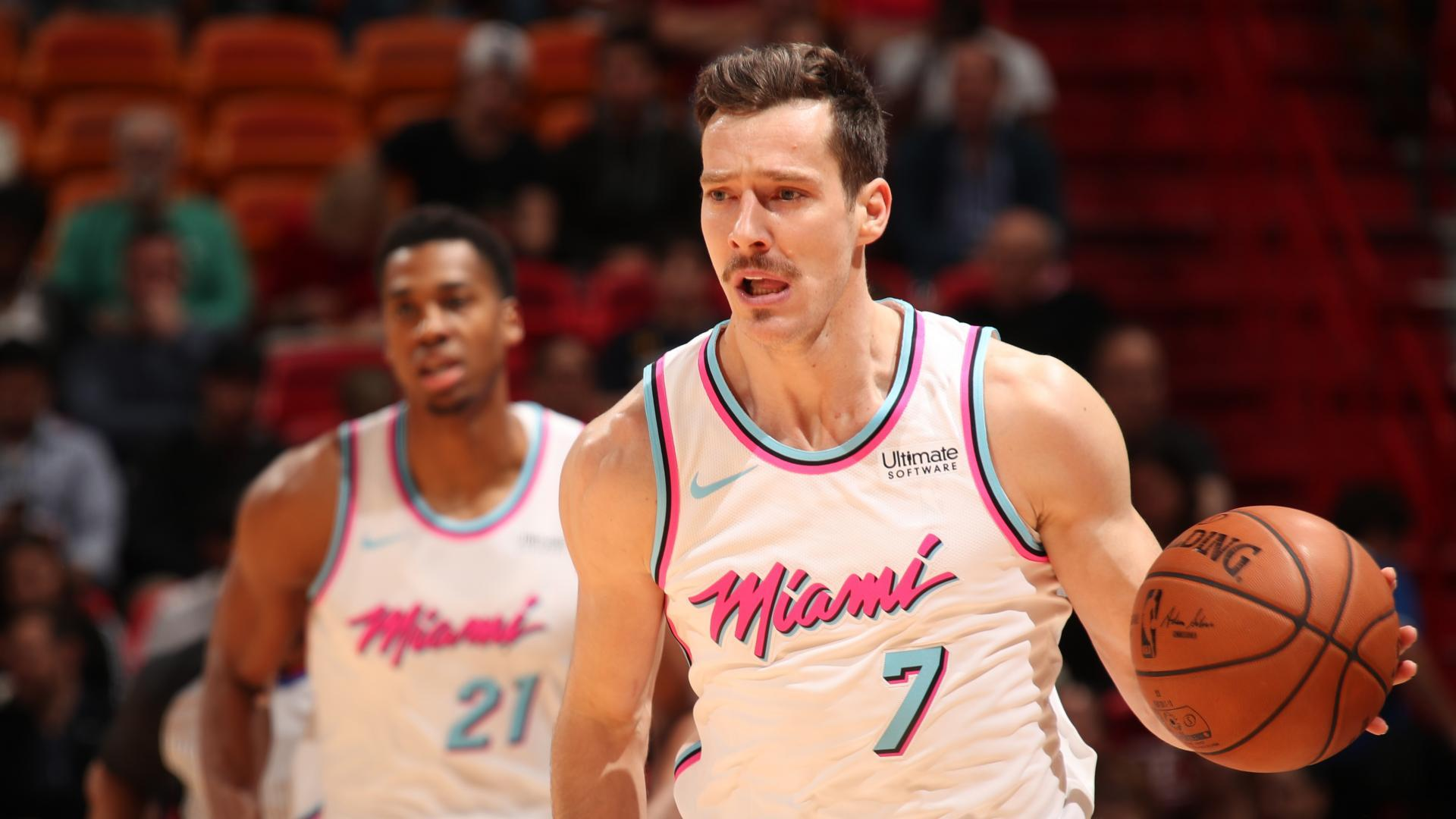 019247dd274 Goran Dragic to replace injured Kevin Love on Team LeBron in 2018 NBA All-Star  Game