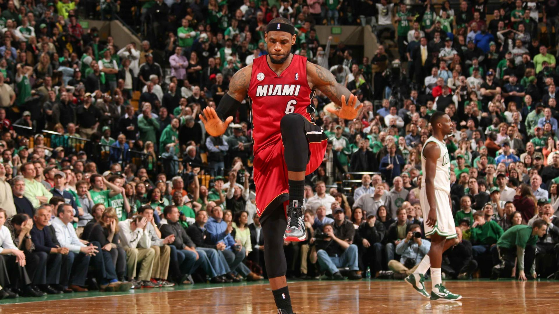 915f297f905 LeBron James Top 10  Miami Heat
