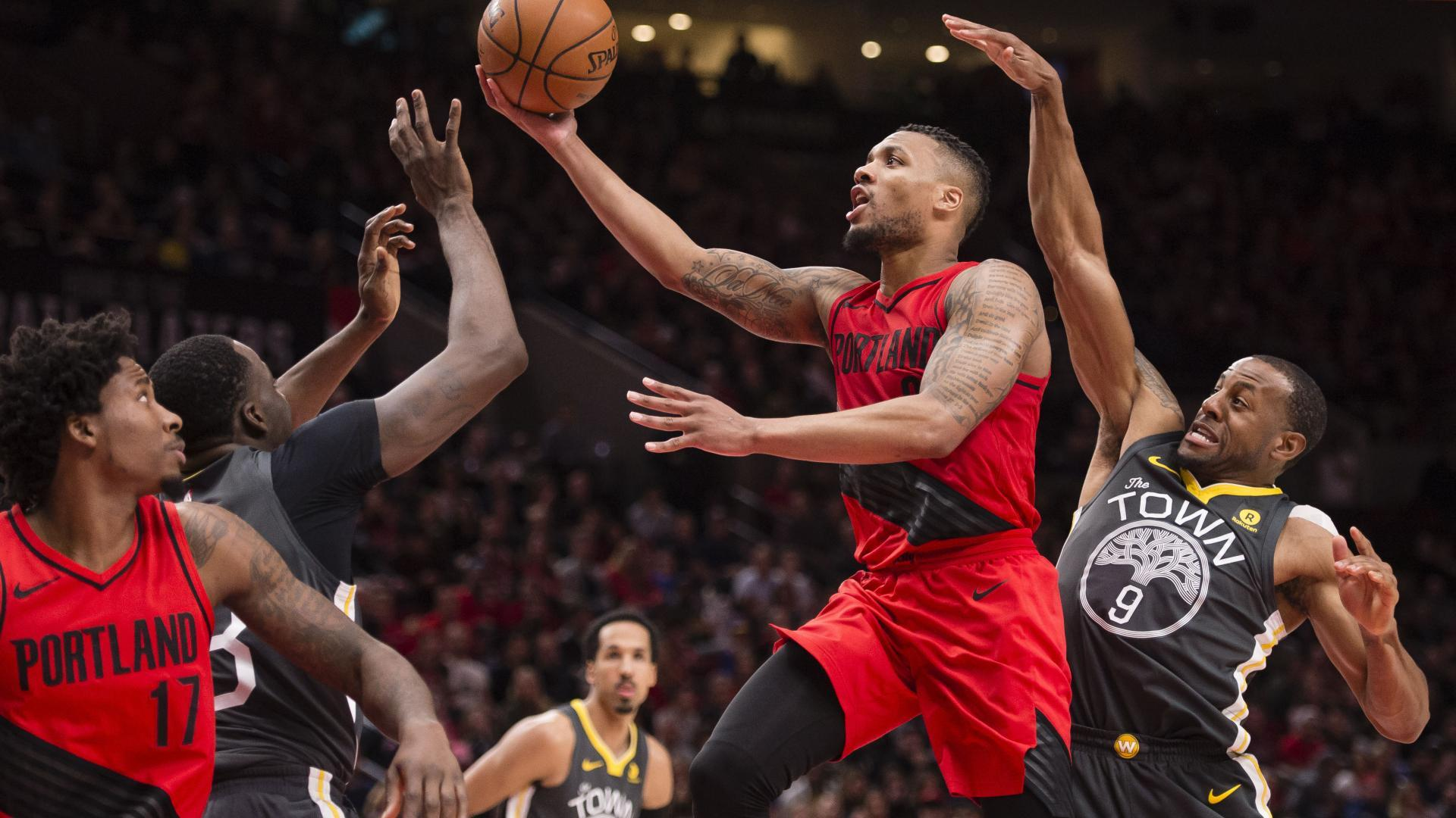 Damian Lillard, Kevin Durant Show Scoring Touch As NBA All-Star 2018 Nears
