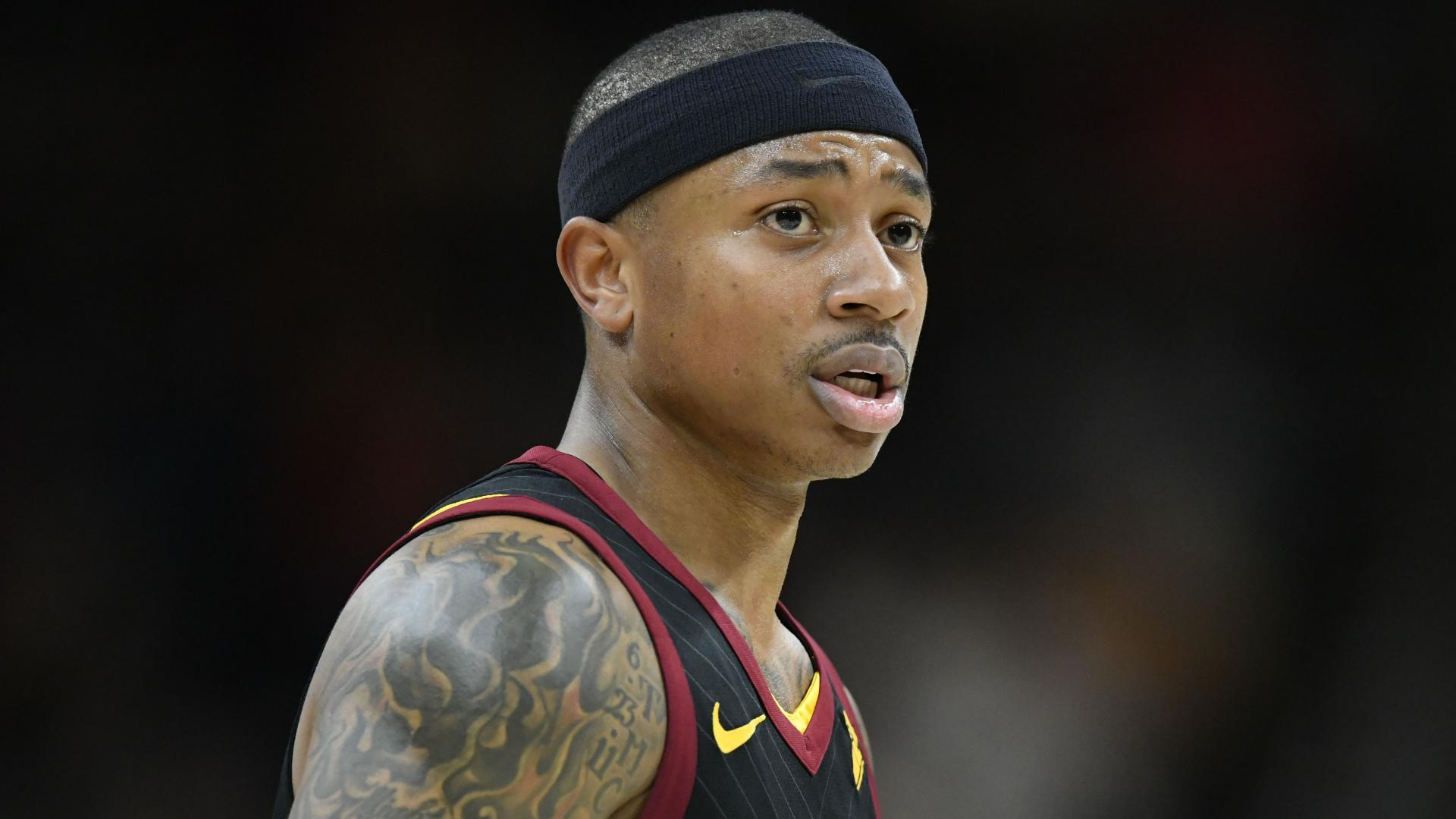 5304ec2c37e2 What would a healthy Isaiah Thomas mean to Lakers  The Trade Deadline ...