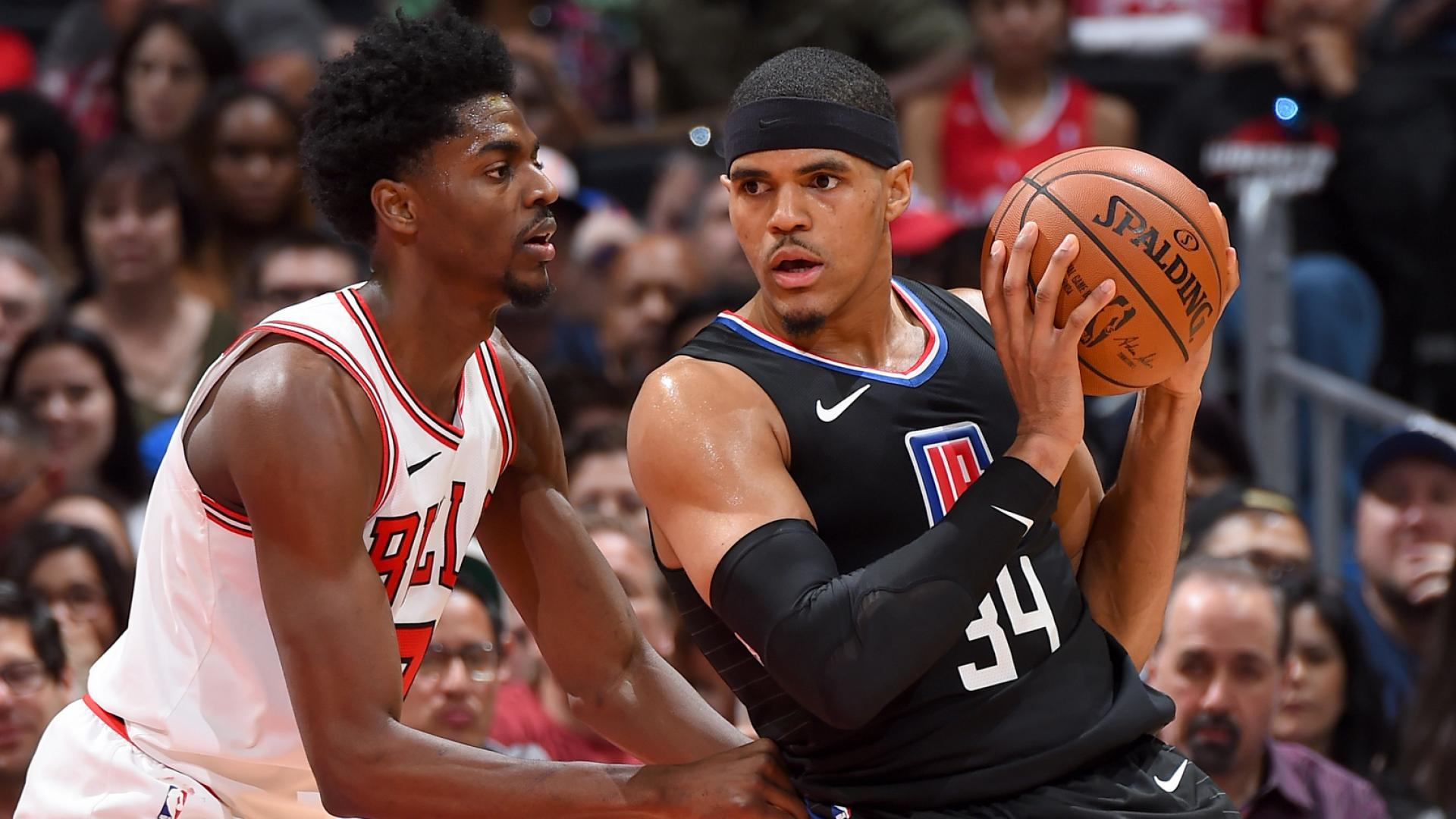 edf537803 Aldridge  Tobias Harris turns down  80 million extension offer from LA  Clippers