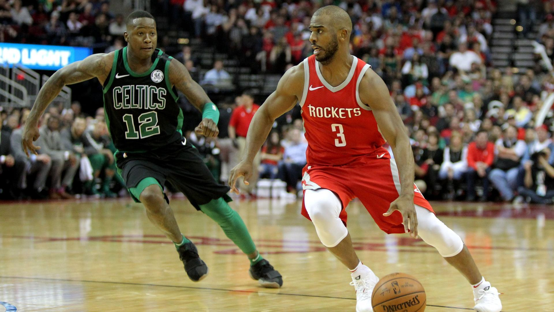 Celtics Bench Steps Up Vs. Rockets; Is Second Unit Becoming A Strength?