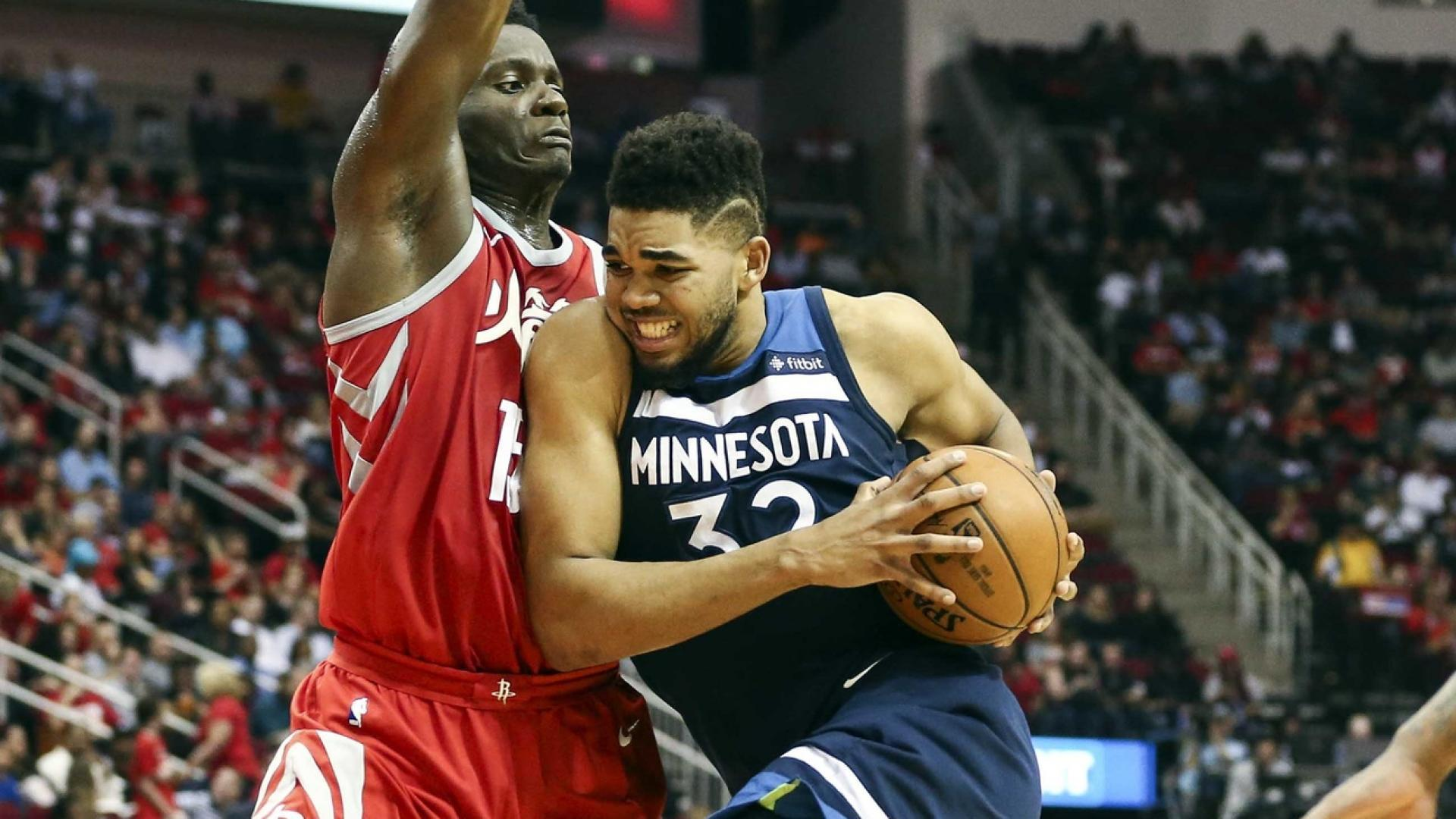 b39b07d05cf8 Numbers preview  Houston Rockets (1) vs. Minnesota Timberwolves (8 ...