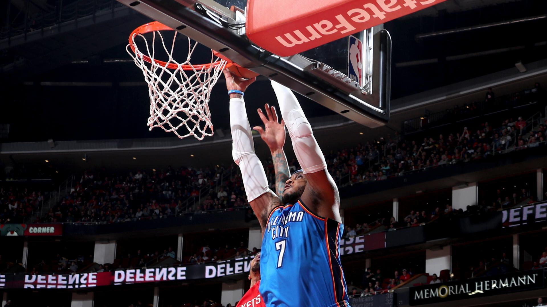 Dunk of the night nba dunk of the night carmelo anthony voltagebd Images