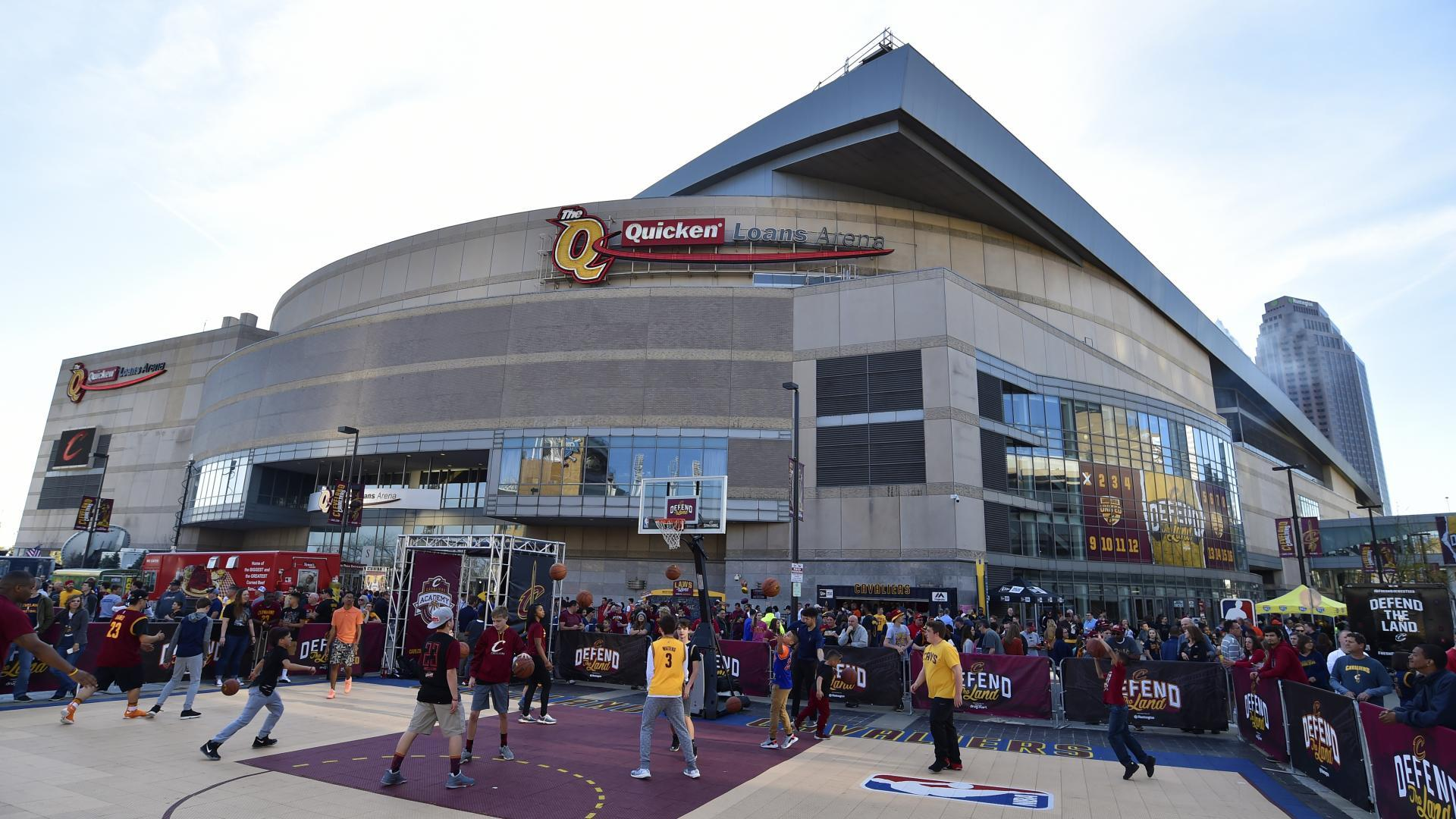 e41681f5bce Quicken Loans Arena became the first sensory-inclusive arena in the world  in 2016.