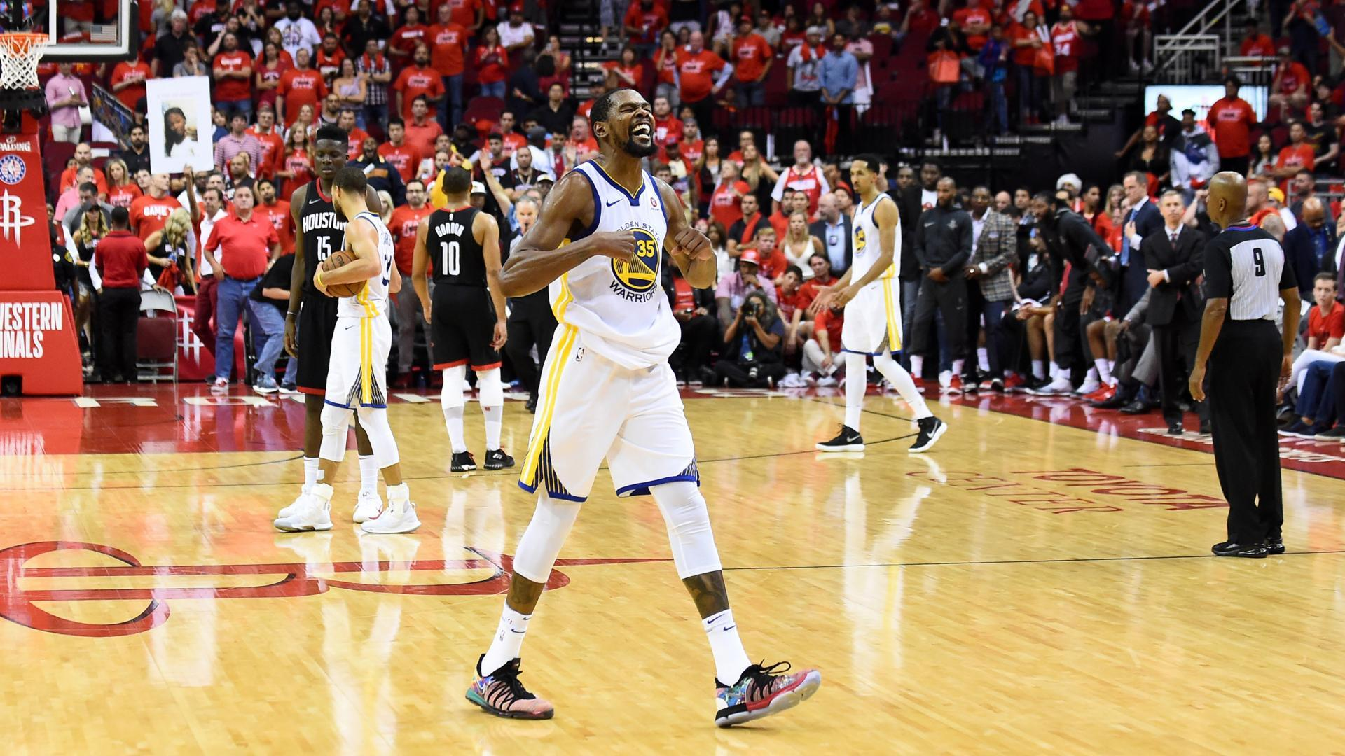 82c59ca72ad Talent eventually wins out as Golden State Warriors rally past Houston  Rockets in Game 7 of Western Conference finals