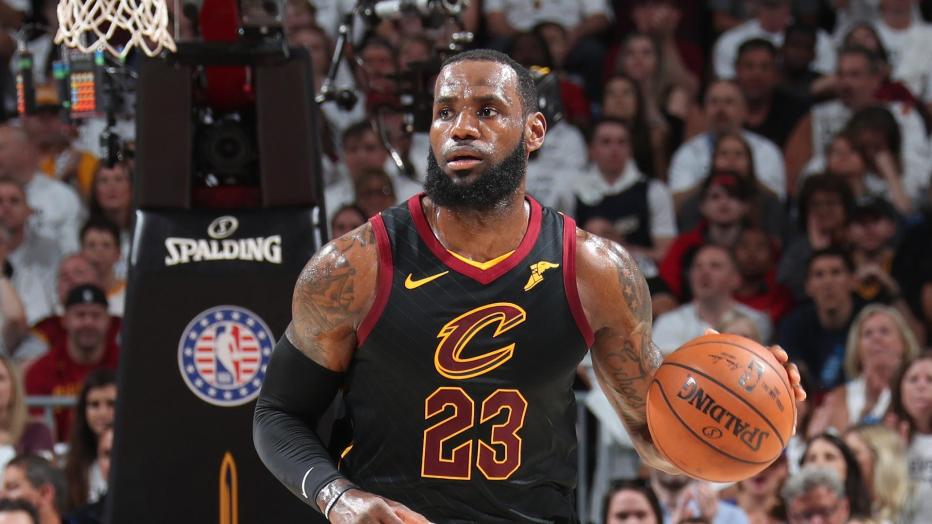 26.05.18 Move of the Night:LeBron James
