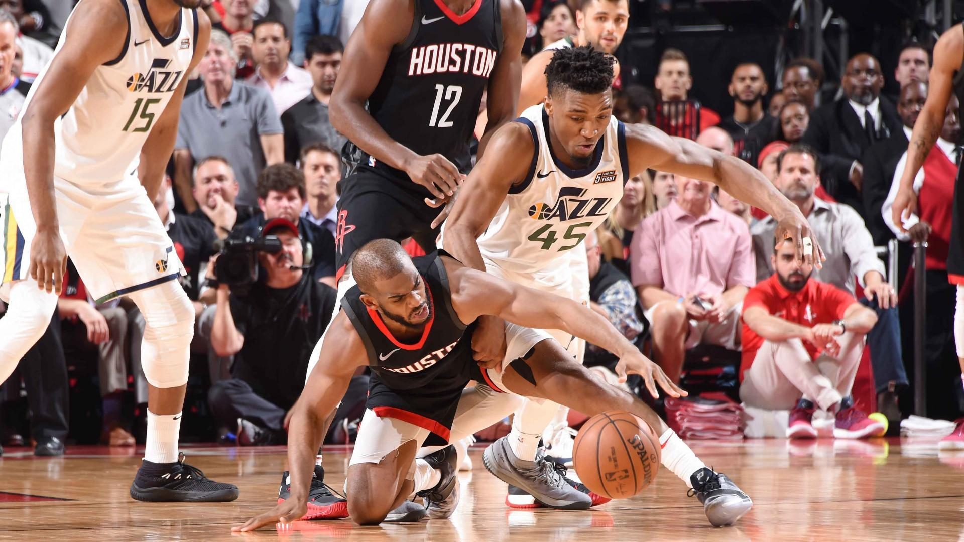 3b3334a417f Chris Paul boosts Houston Rockets into Western Conference finals with big  night