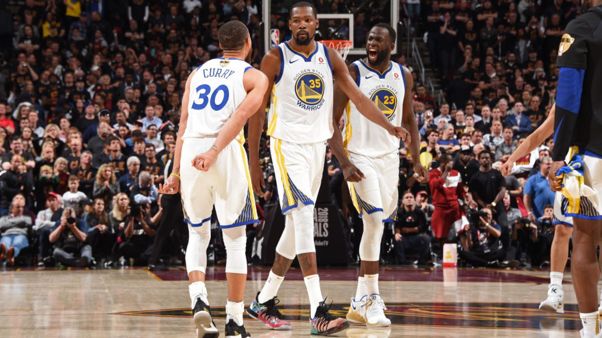 1b56c4f548b6 Golden State Warriors have chance to cement legacy