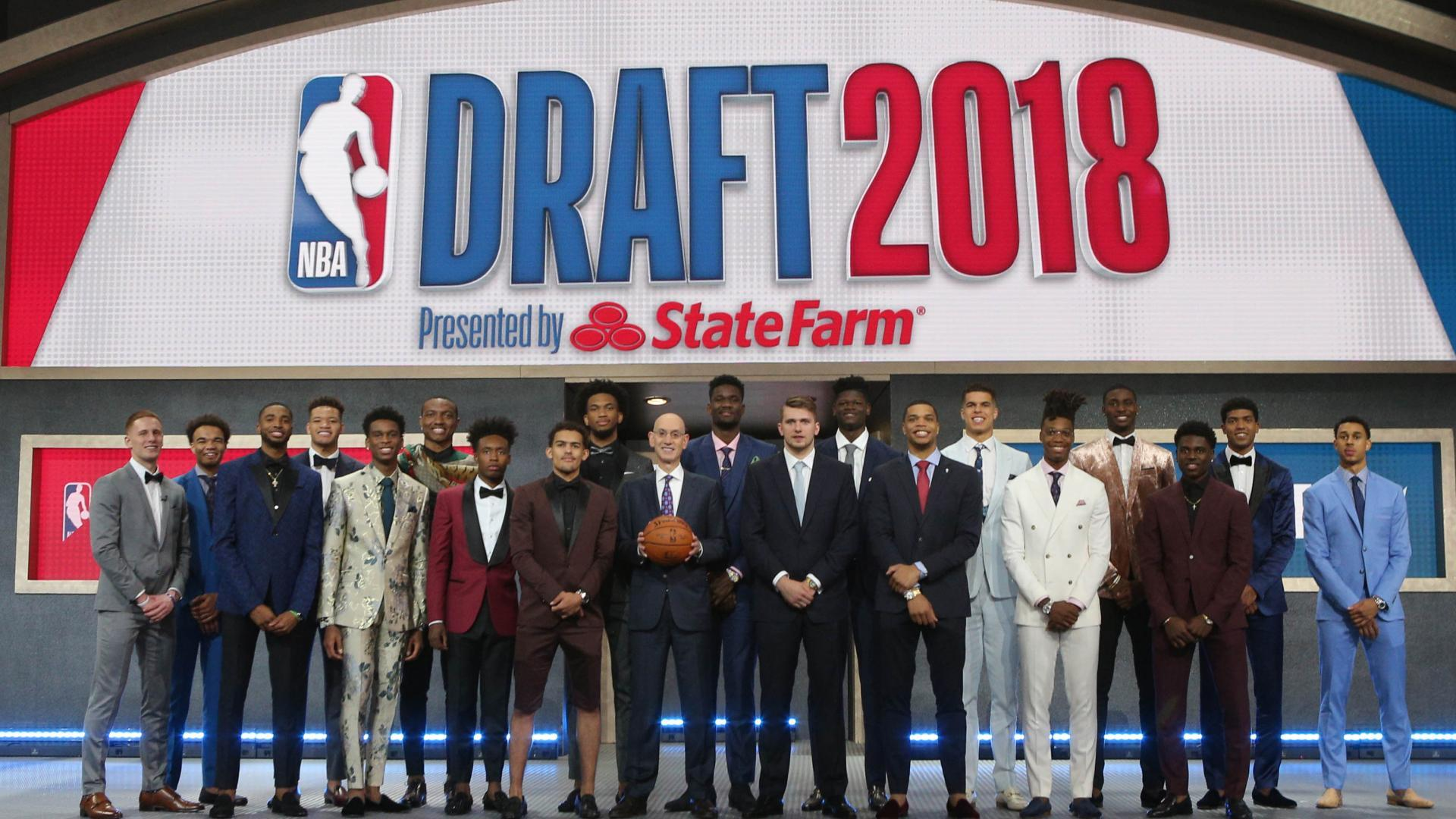 Nba Draft Moments