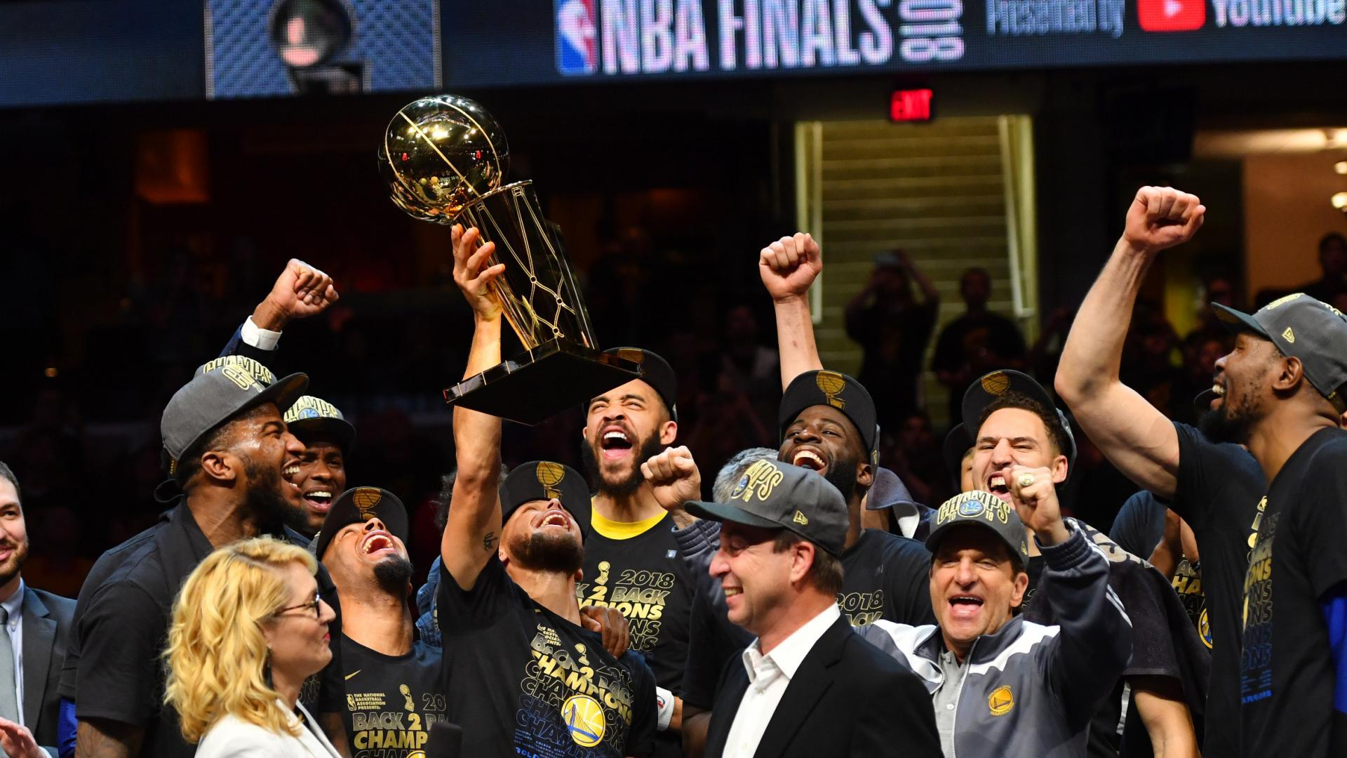 bd4a1541ba0 Bay Area ready to bask in Golden State Warriors  2018 title parade ...