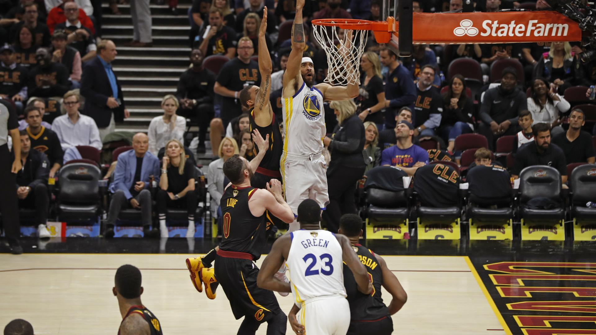 Warriors sweep Cavaliers to repeat as National Basketball Association champions