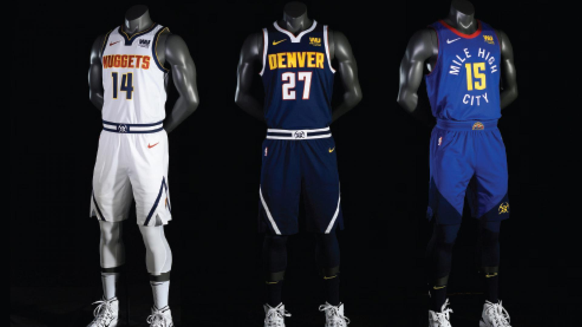 size 40 b6e03 77aa3 Denver Nuggets unveil new look | NBA.com
