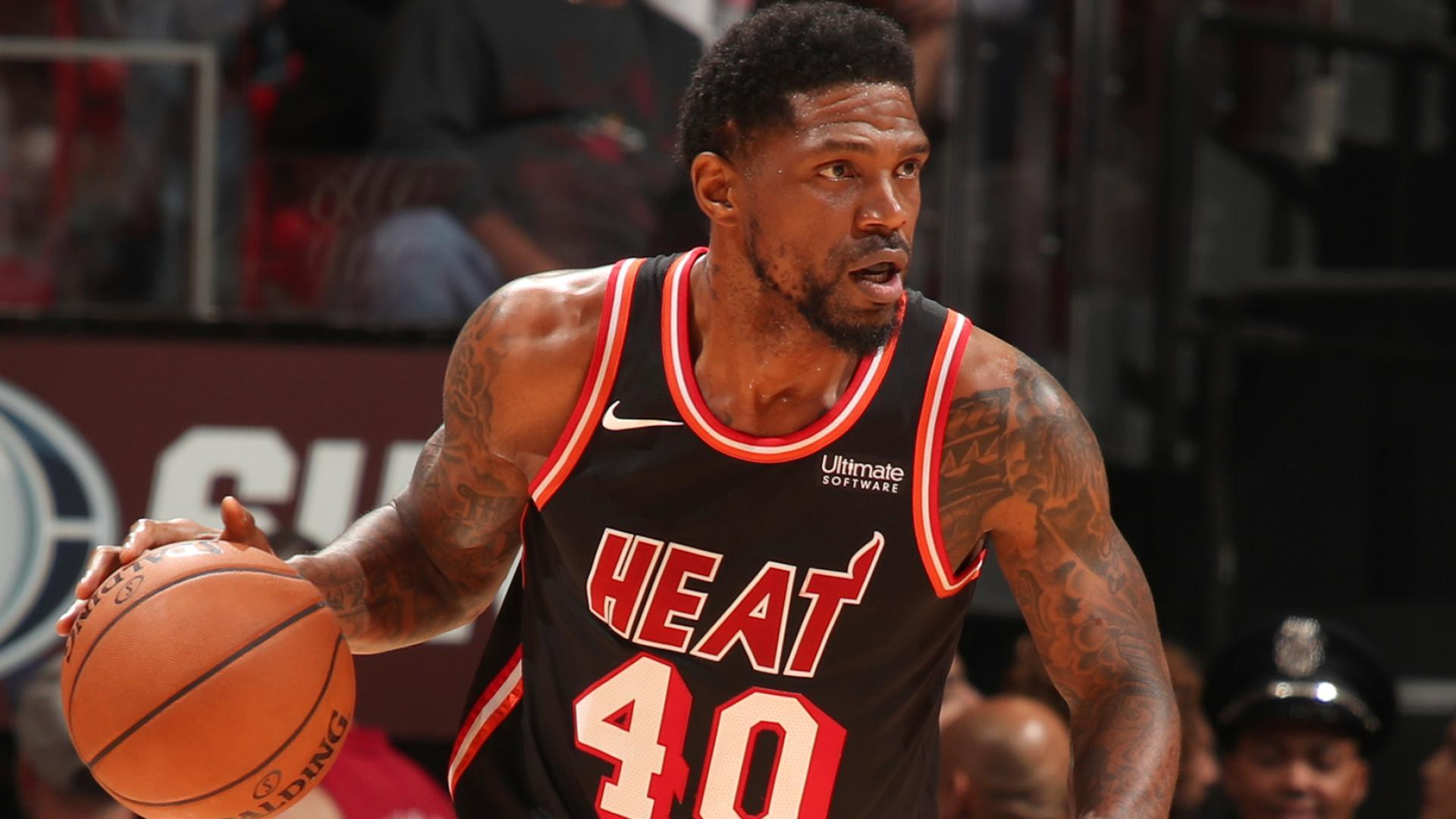 Udonis Haslem Iso Road Itok