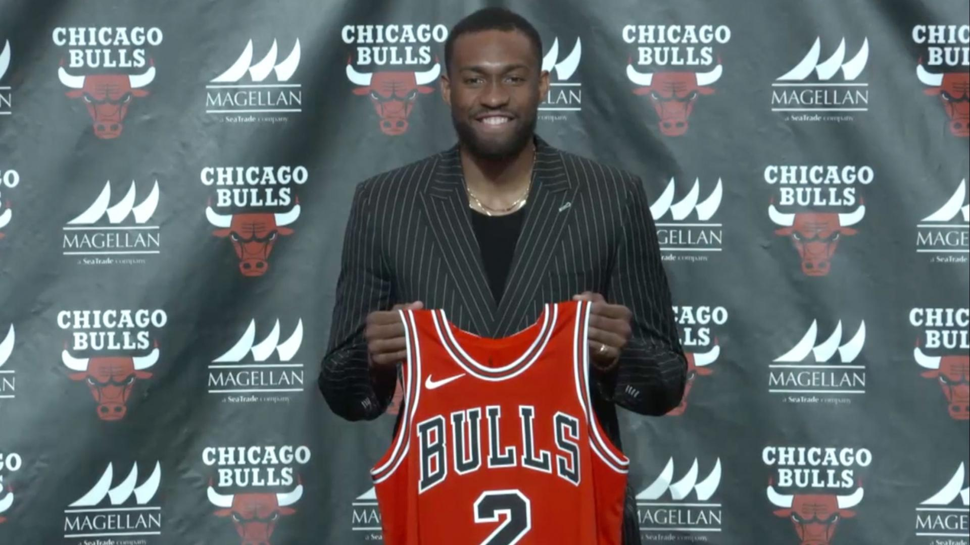 finest selection df666 0adab Bulls TV: Parker Excited to Play in Chicago | NBA.com