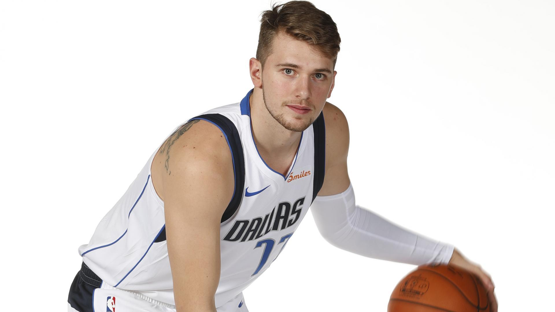 sports shoes cf37e 3e90c Dallas Mavericks still working on Luka Doncic's buyout from ...