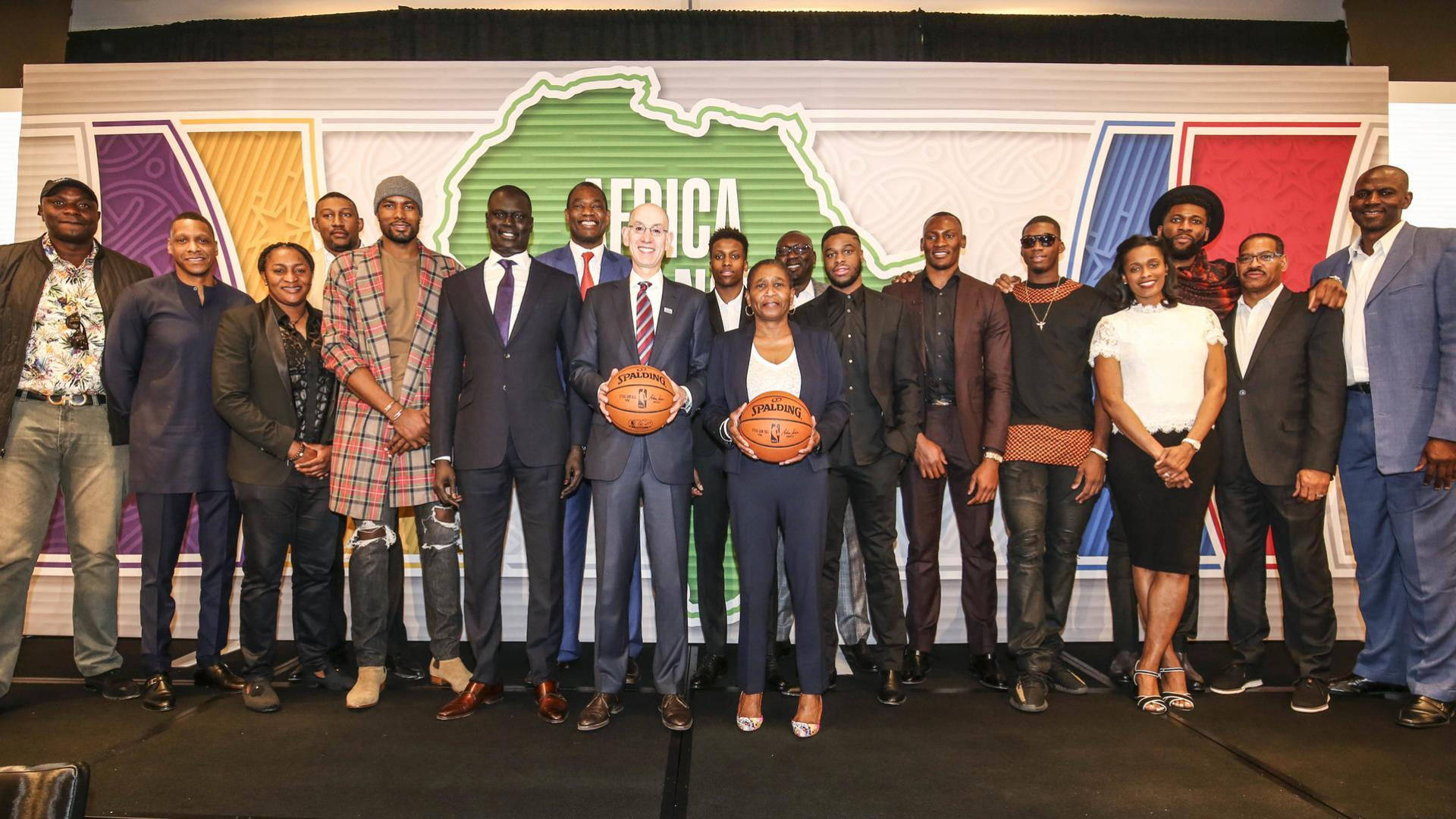 Rosters finalized for NBA Africa Game 2018   NBA com