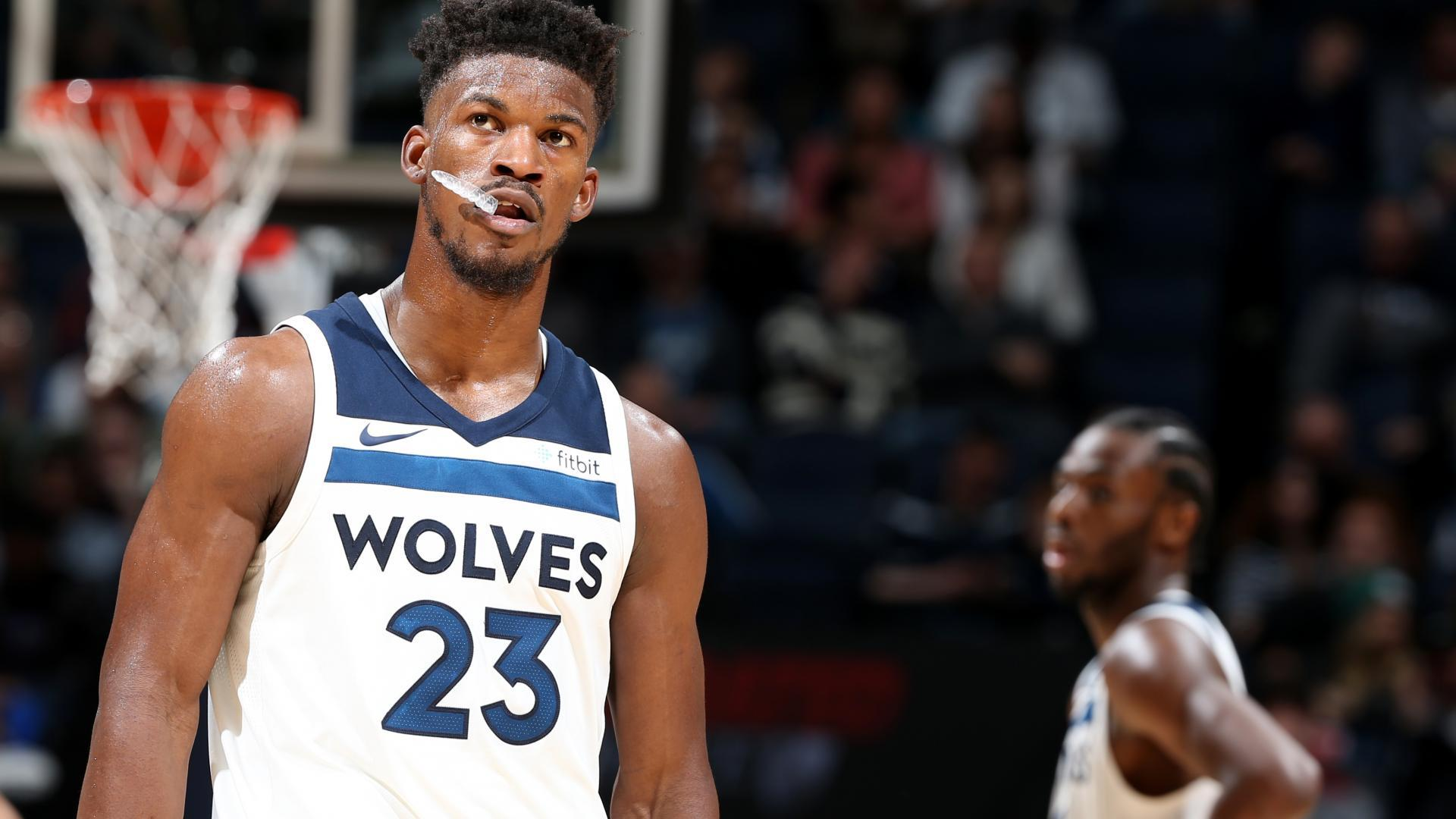 1e063a238198 Jimmy Butler s Top 5 Plays from the 2017-18 Season