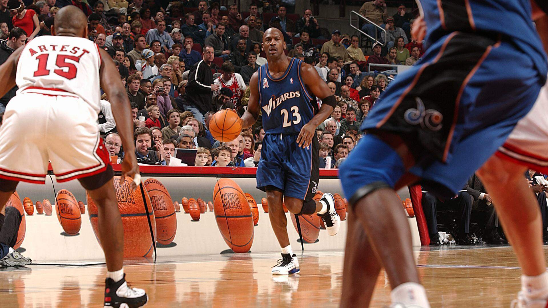 57bc444953f There was no grand welcome for Michael Jordan when he returned to Chicago  in 2002.