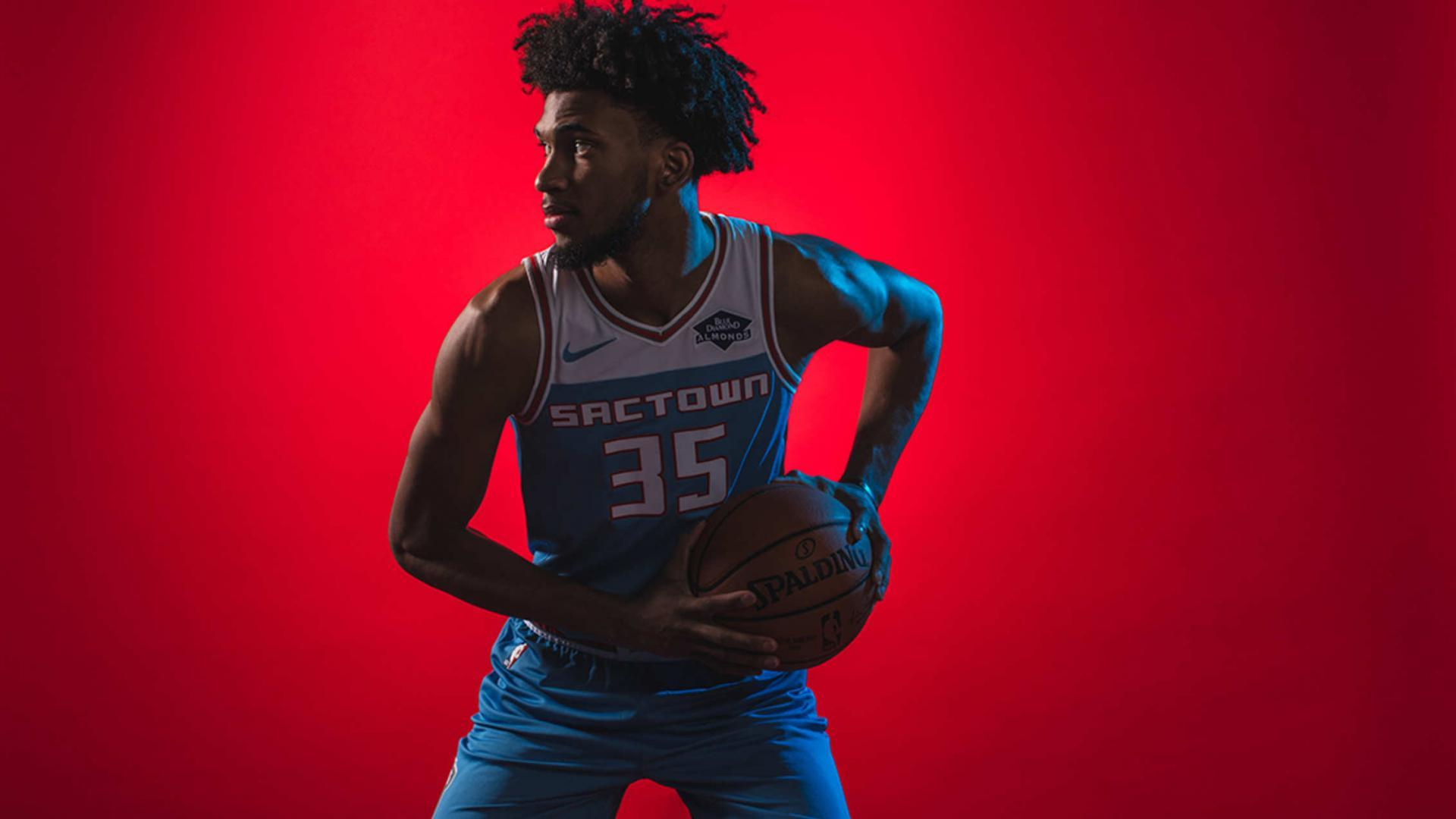 LOOK  2018-19 Western Conference City Edition uniforms  f86b0e00f