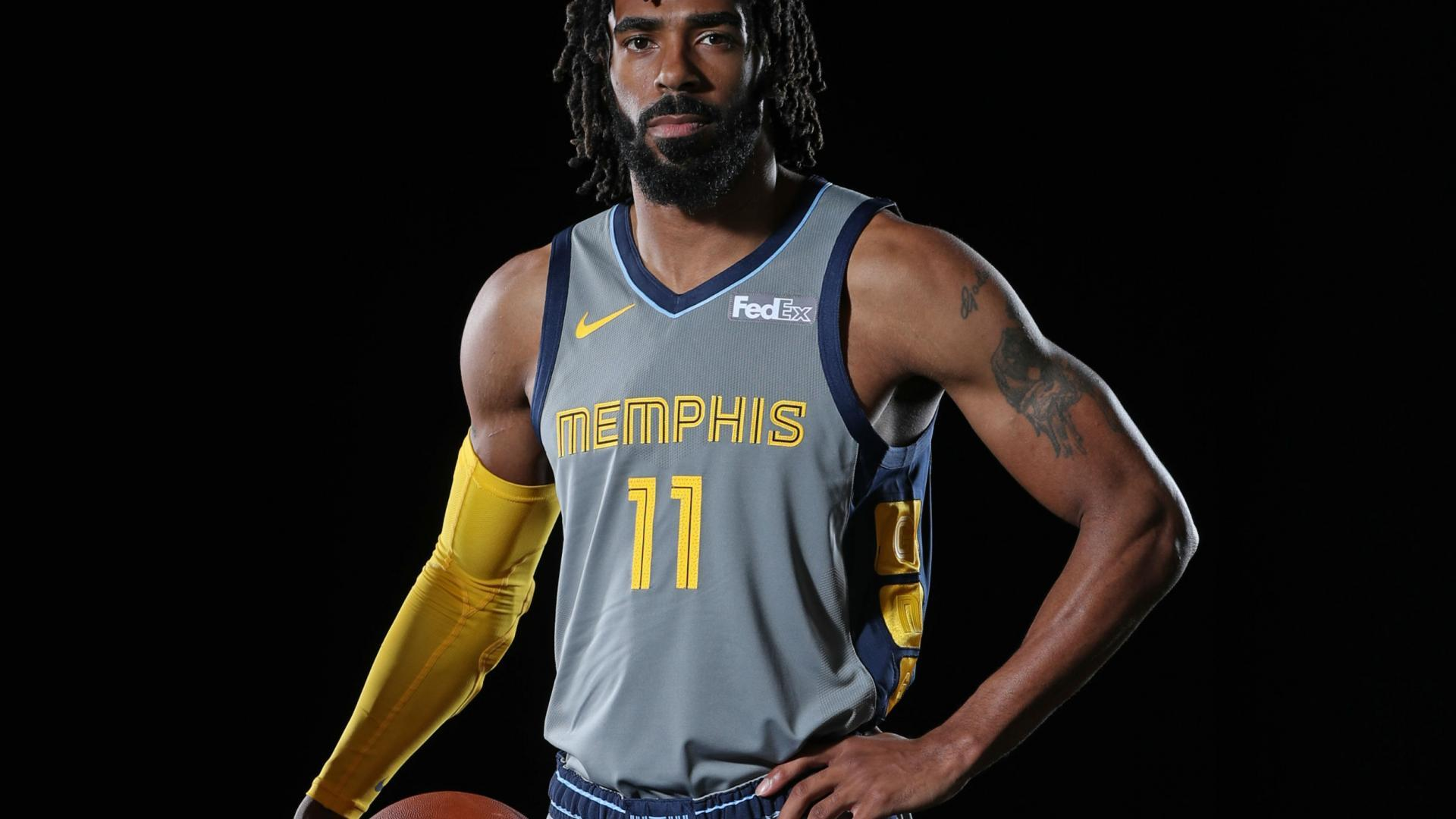 cc175f3fbea7 The Grizzlies will wear their City Edition uniforms six times in 2018-19.