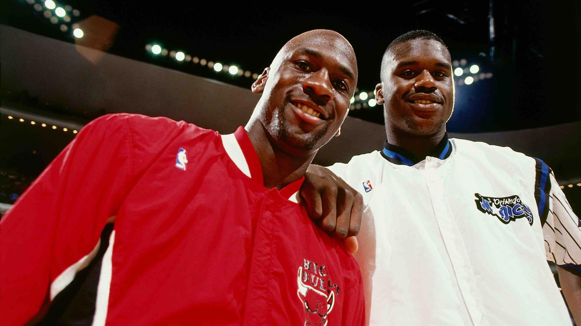 285b1cb7326b Shaquille O Neal recalls the first time he faced Michael Jordan ...