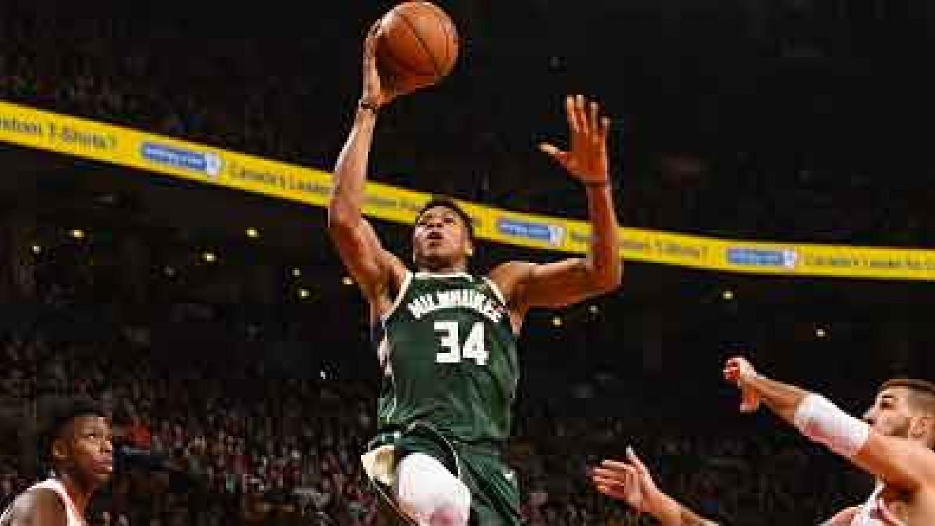 GAME RECAP Bucks 104 Raptors 99