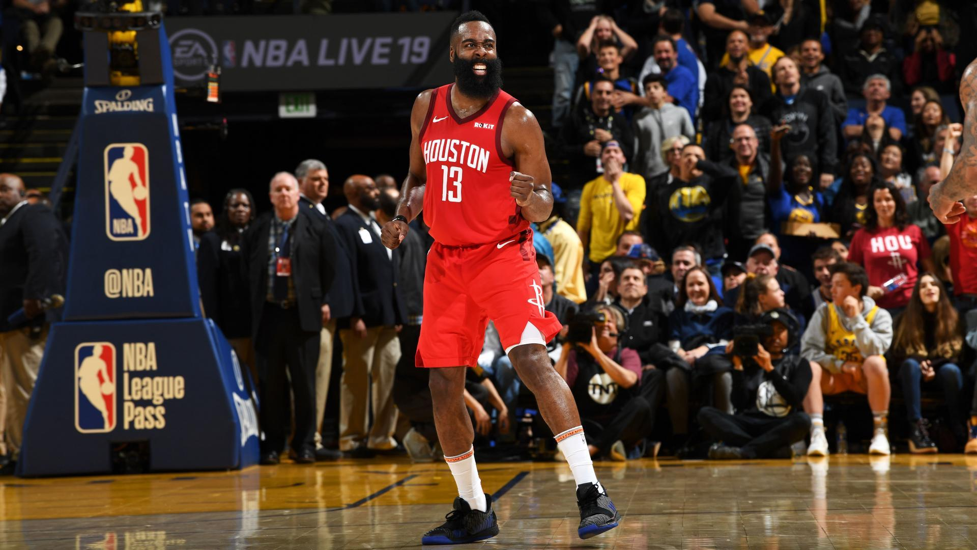 fc1ba5f3ceb Rockets GM says Harden could be best offensive player ever