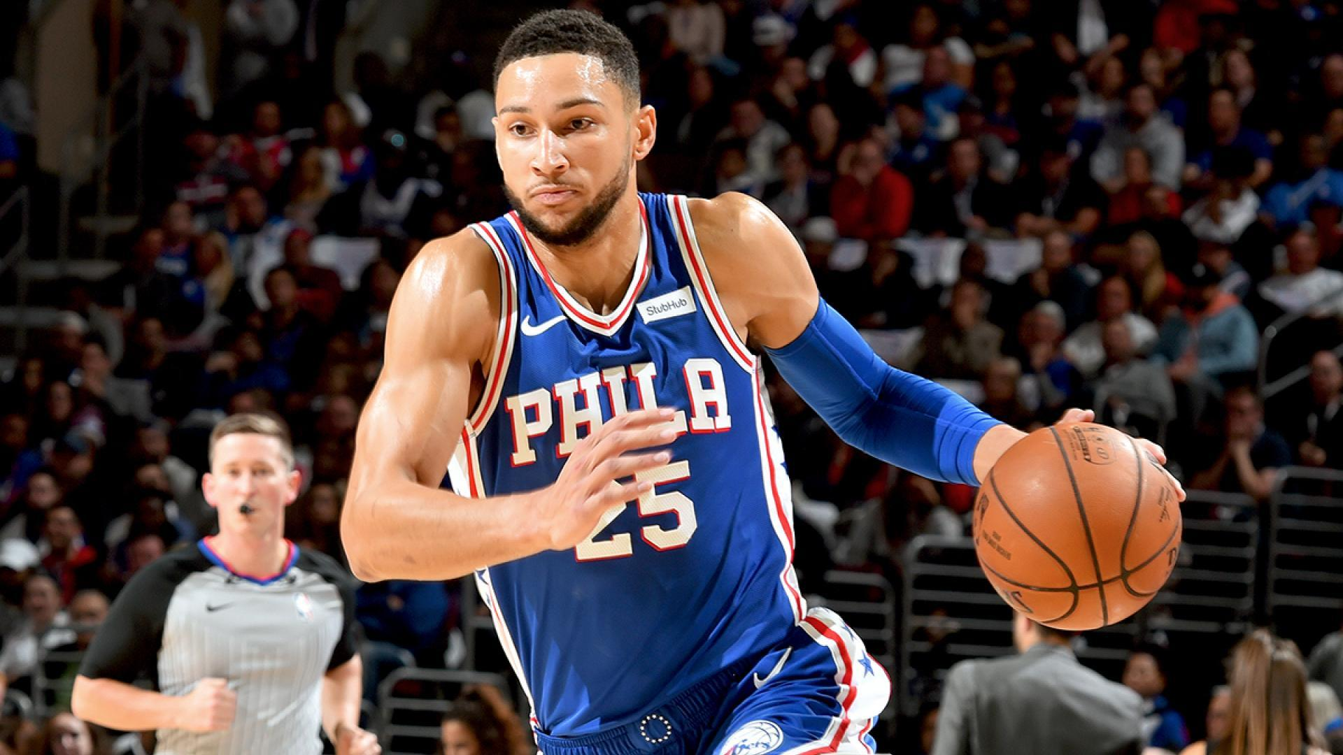 Simmons becomes Australia's first NBA All-Star