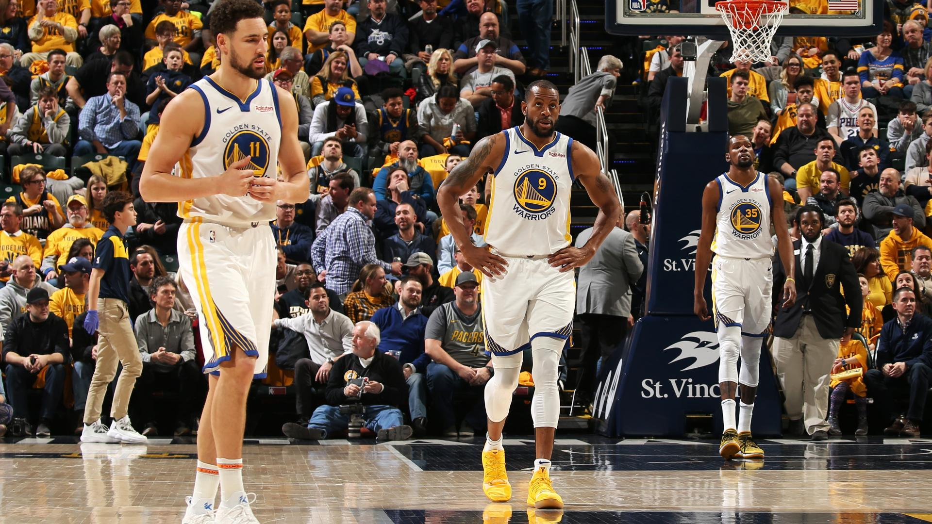 Dynamic Warriors Offense Looking Unstoppable Nbacom
