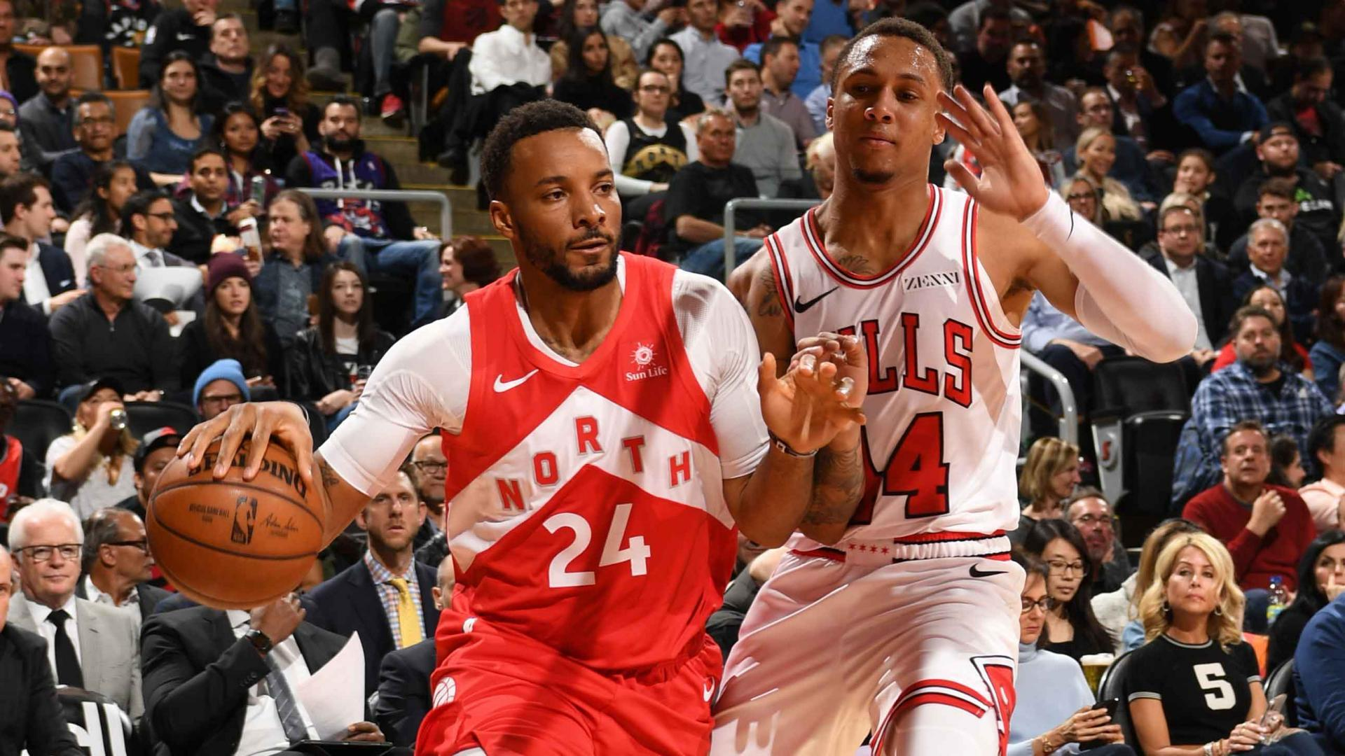 GAME RECAP Raptors 112 Bulls 103 NBA Com
