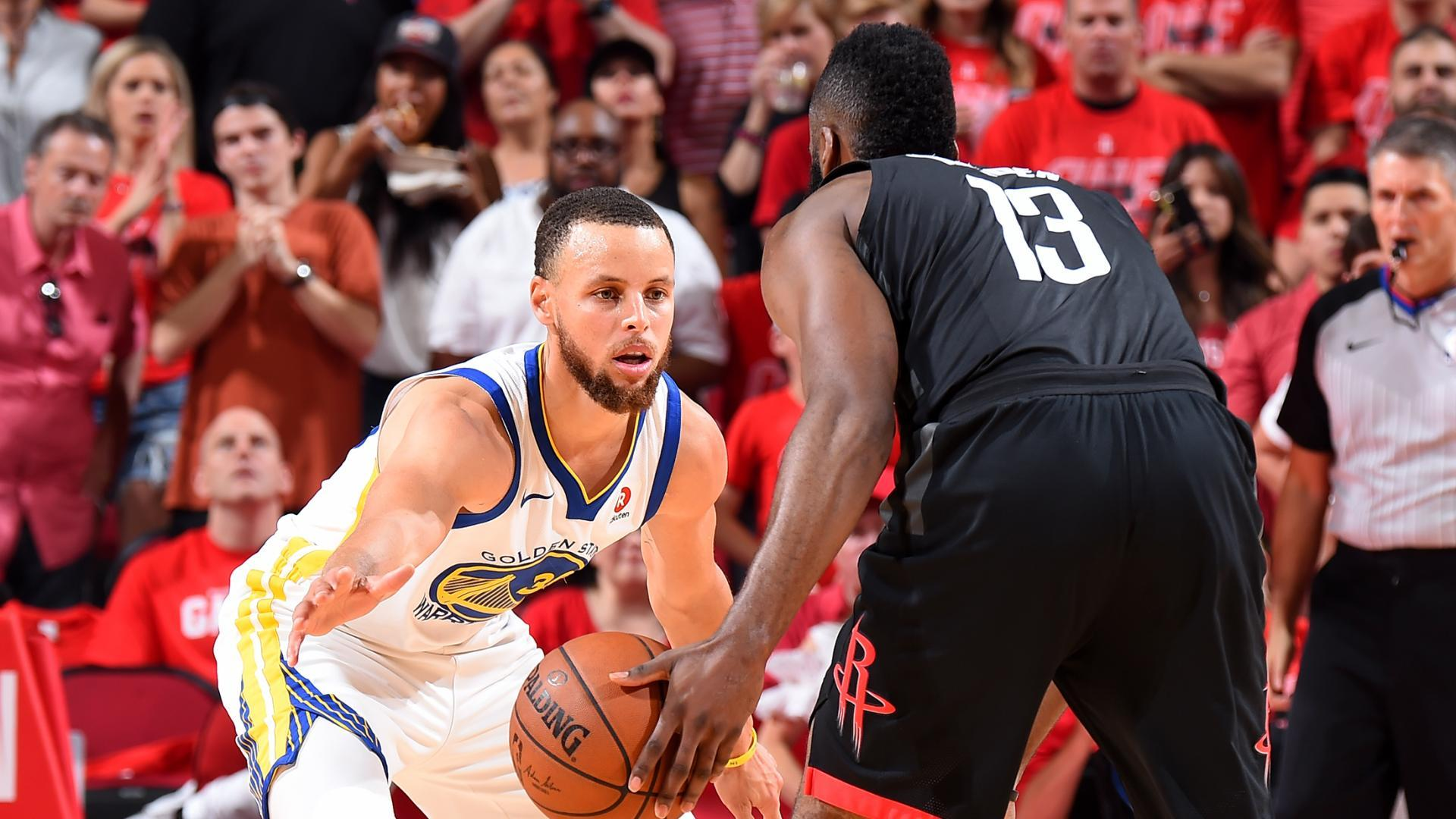 a3b2dd69b09 Blogtable  Rockets  chances of beating Warriors in these playoffs