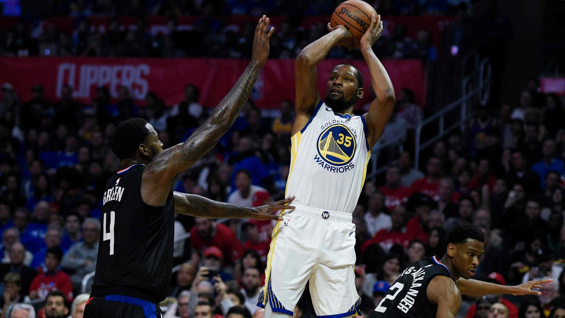 24fedb645d5e Game follows claim  Durant reasserts his worth in Game 3 win