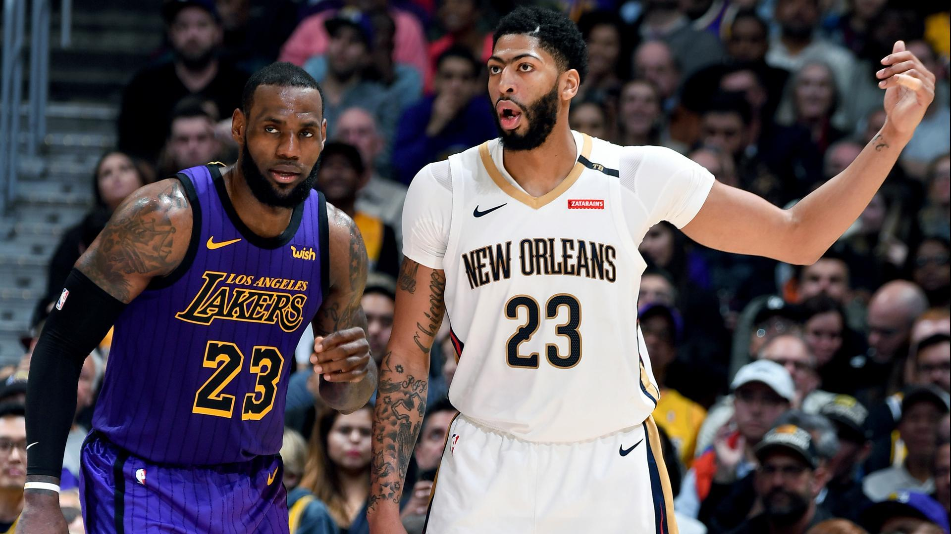 eabe41a0 Seven takeaways from Lakers' reported trade for Anthony Davis | NBA.com