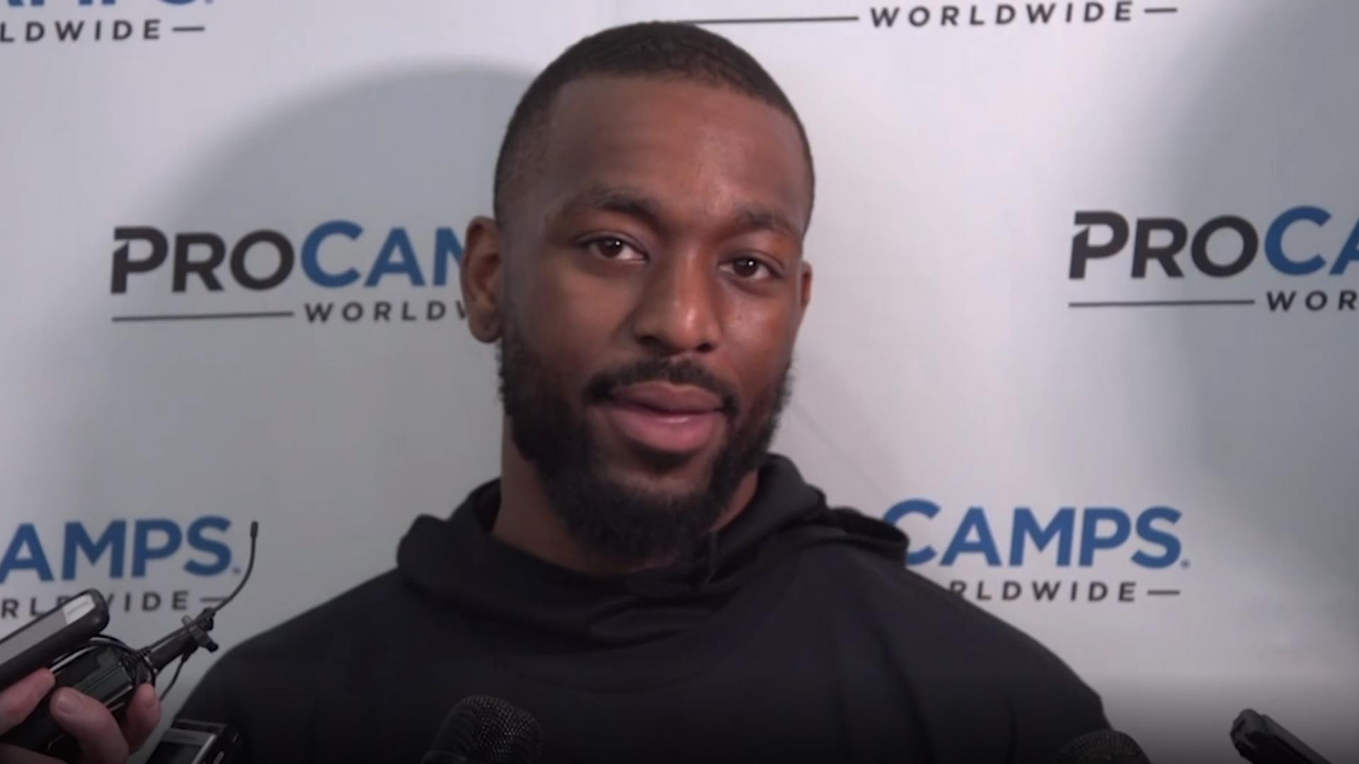 Kemba Walker says he's open to taking less than supermax