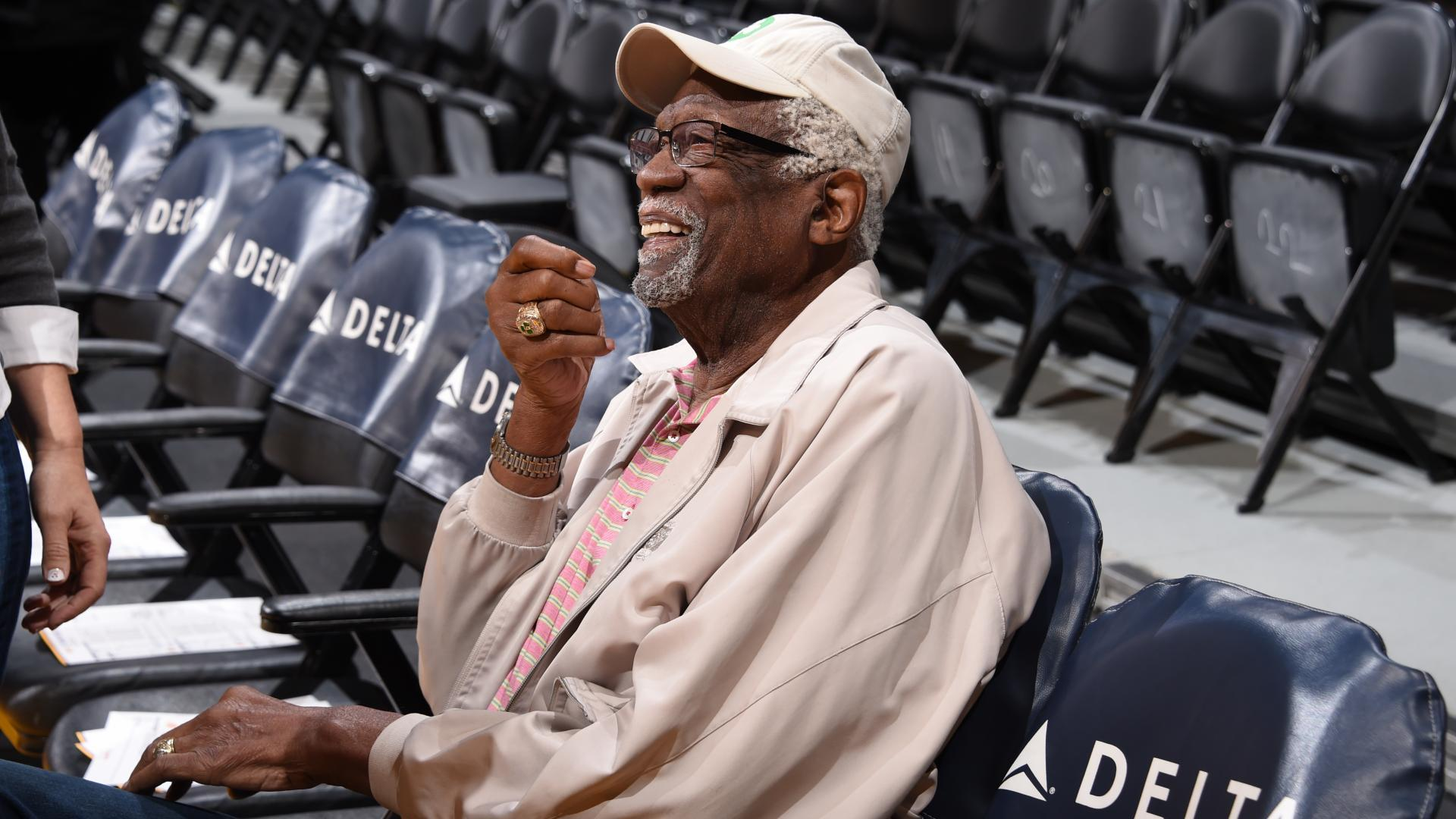 bill russell to receive arthur ashe courage award