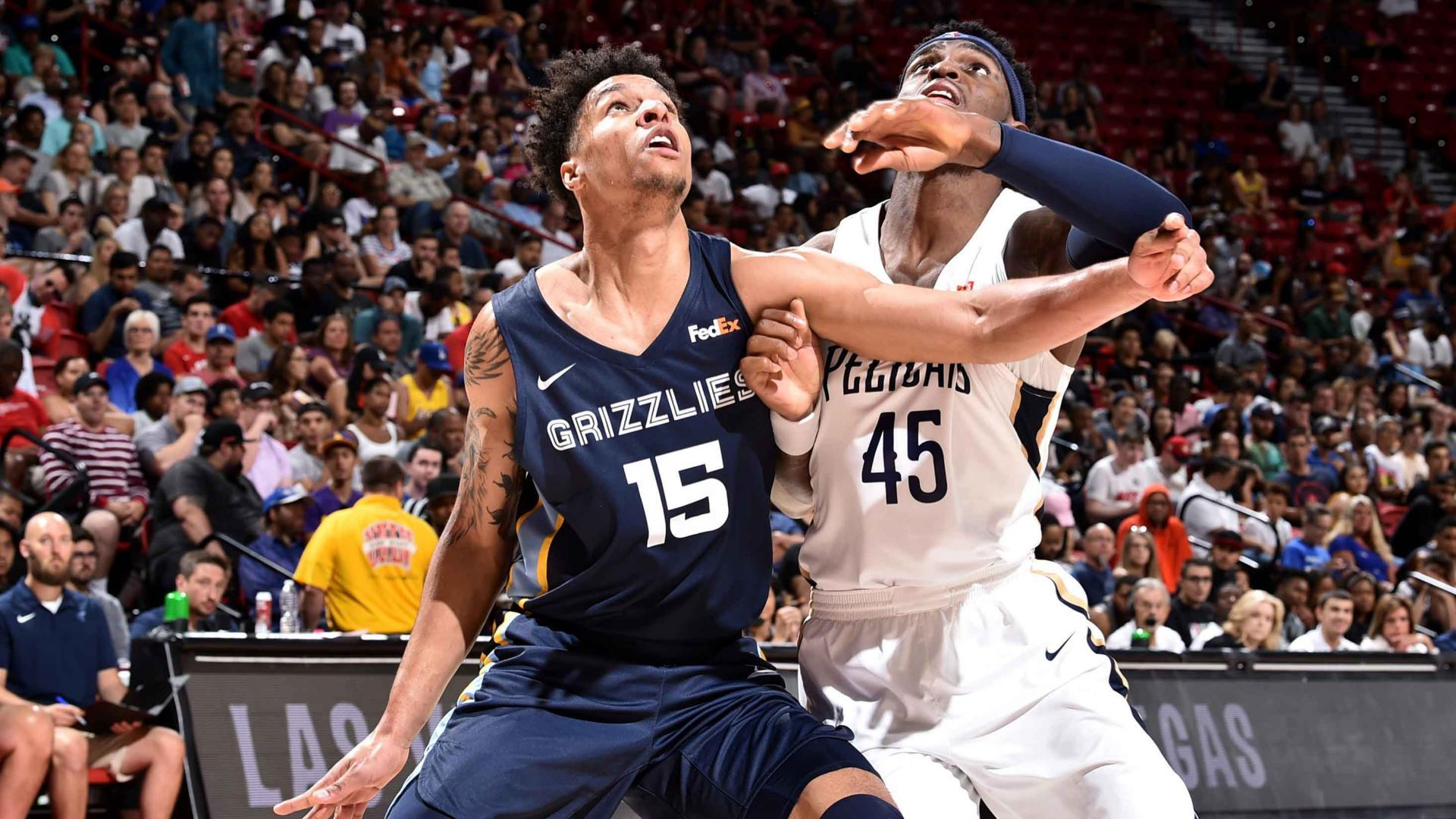 15.07.19. Обзор. GAME RECAP: Grizzlies 88, Pelicans 86