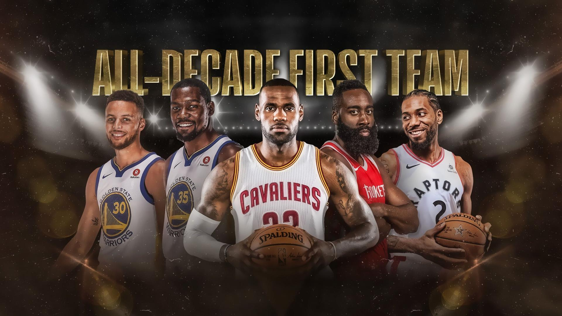 All-Decade Team: Best NBA players of the 2010s | NBA com