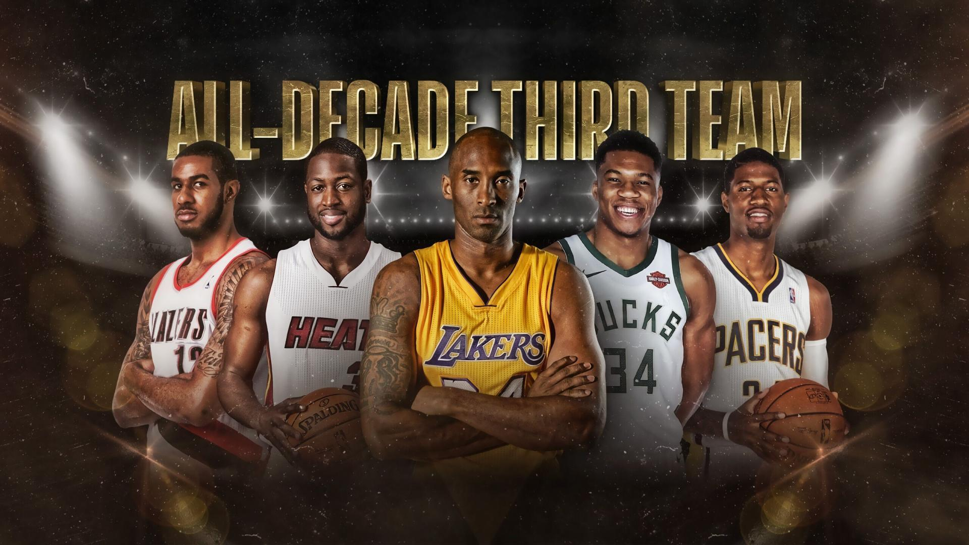 All-Decade Team: Best NBA players of the 2010s | ABS-CBN Sports