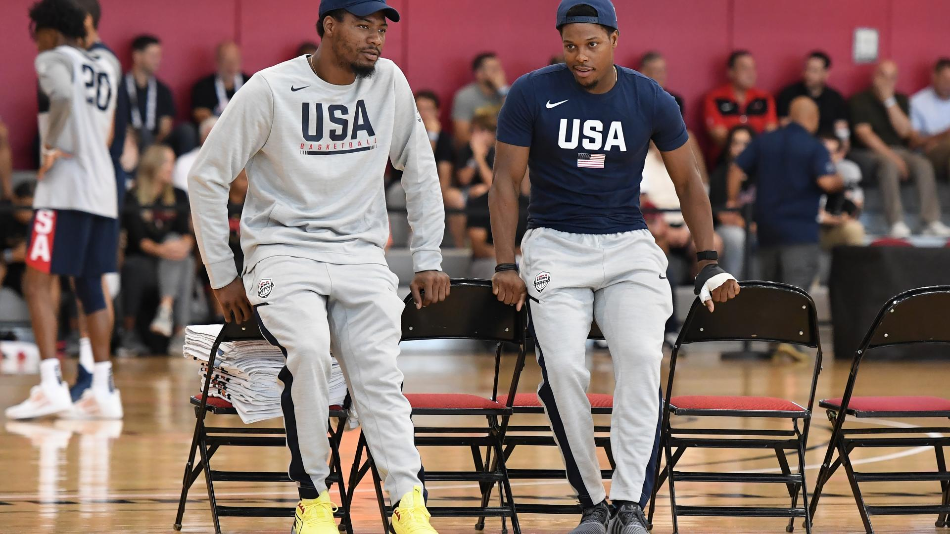 In playing small, big decisions loom for Team USA   NBA com